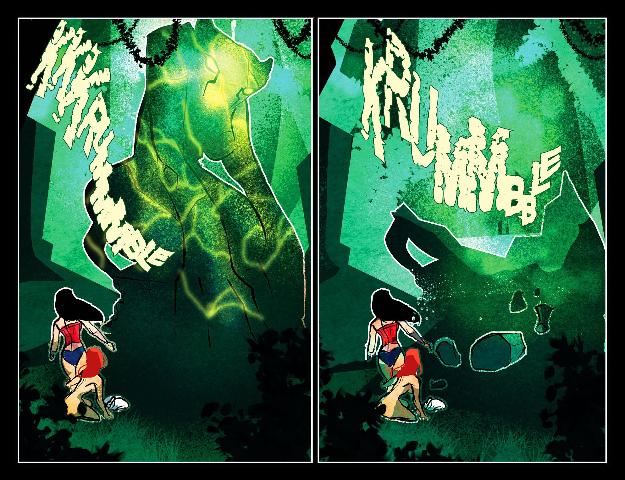 Read online Sensation Comics Featuring Wonder Woman comic -  Issue #51 - 21