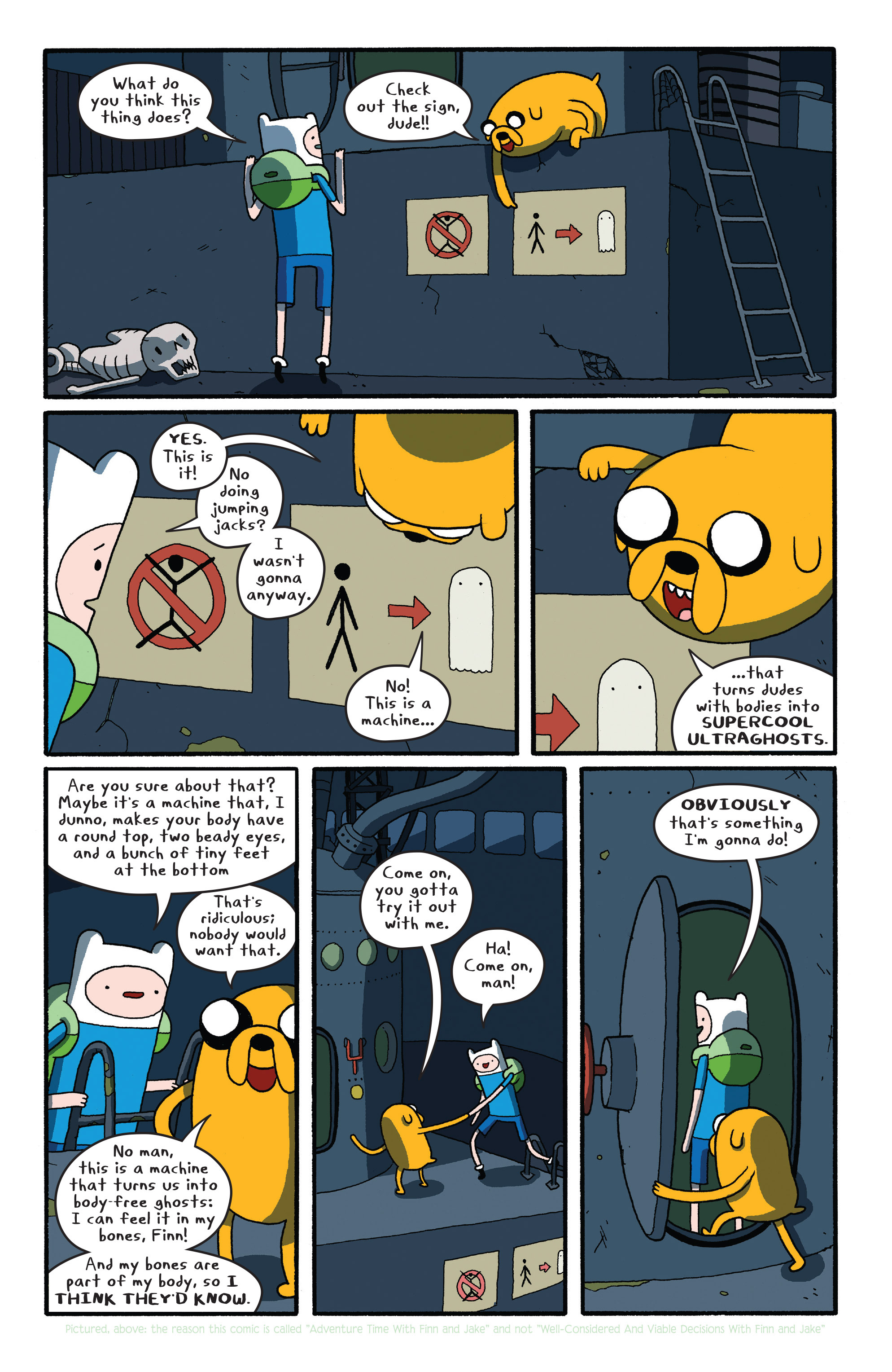 Read online Adventure Time comic -  Issue #Adventure Time _TPB 6 - 48