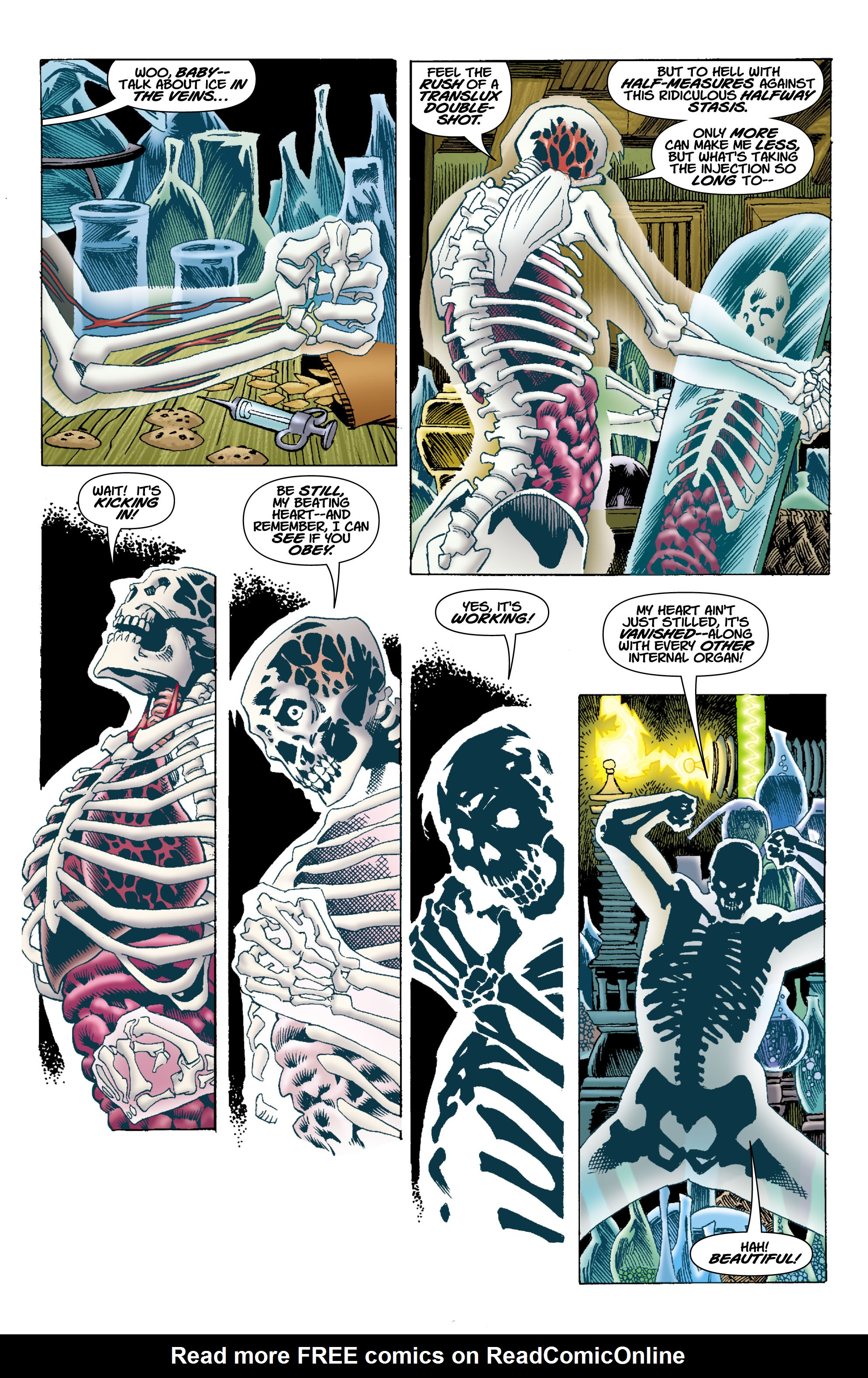 Read online Batman: Unseen comic -  Issue #1 - 22