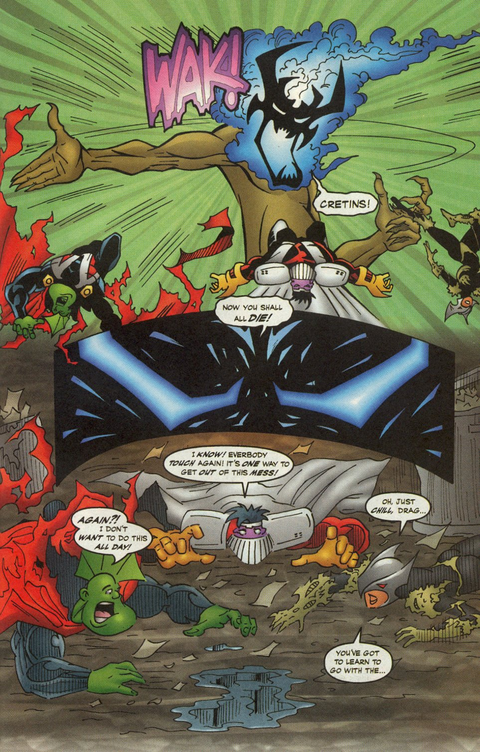 Read online Altered Image comic -  Issue #2 - 21