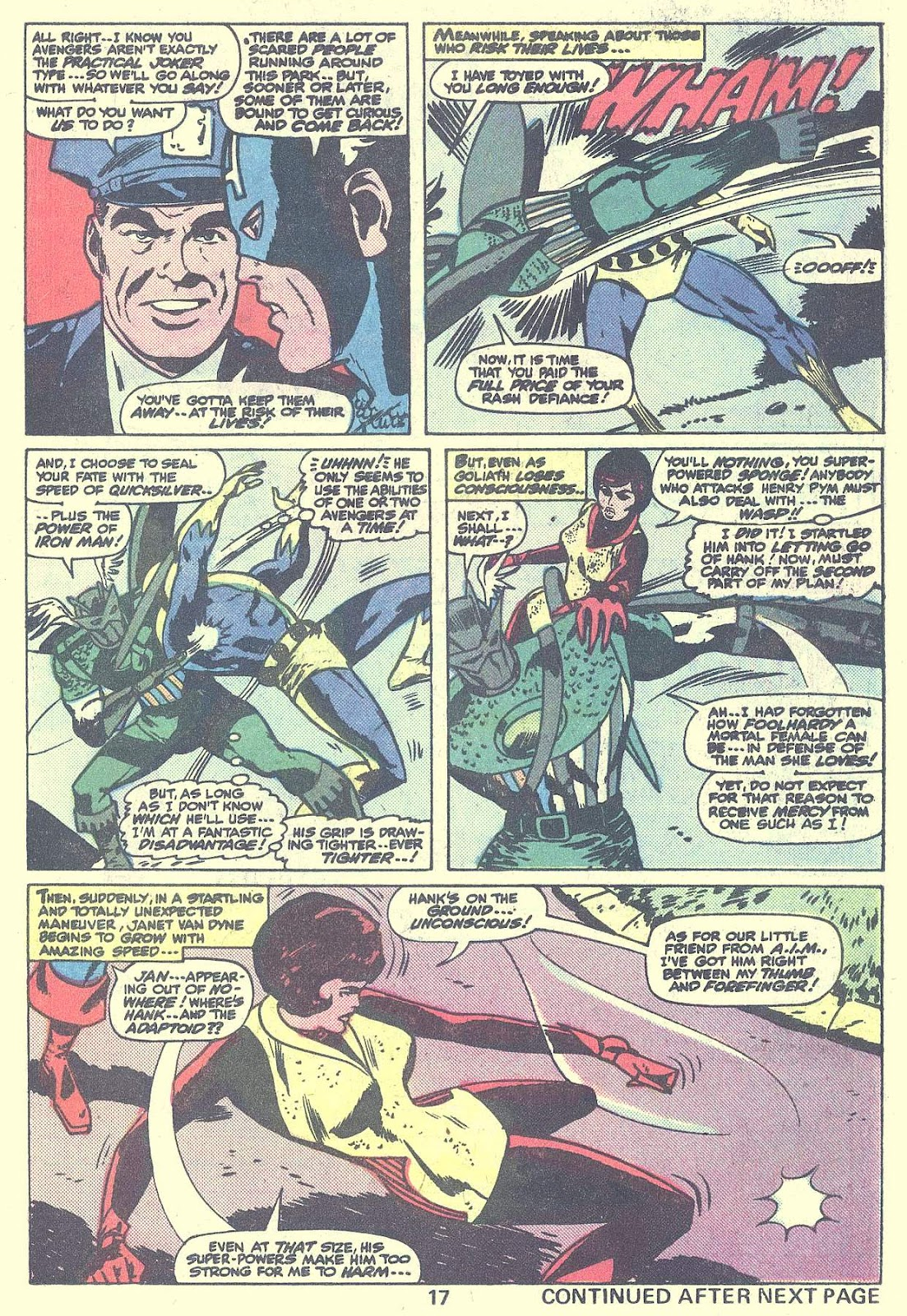 Marvel Triple Action (1972) issue 37 - Page 19