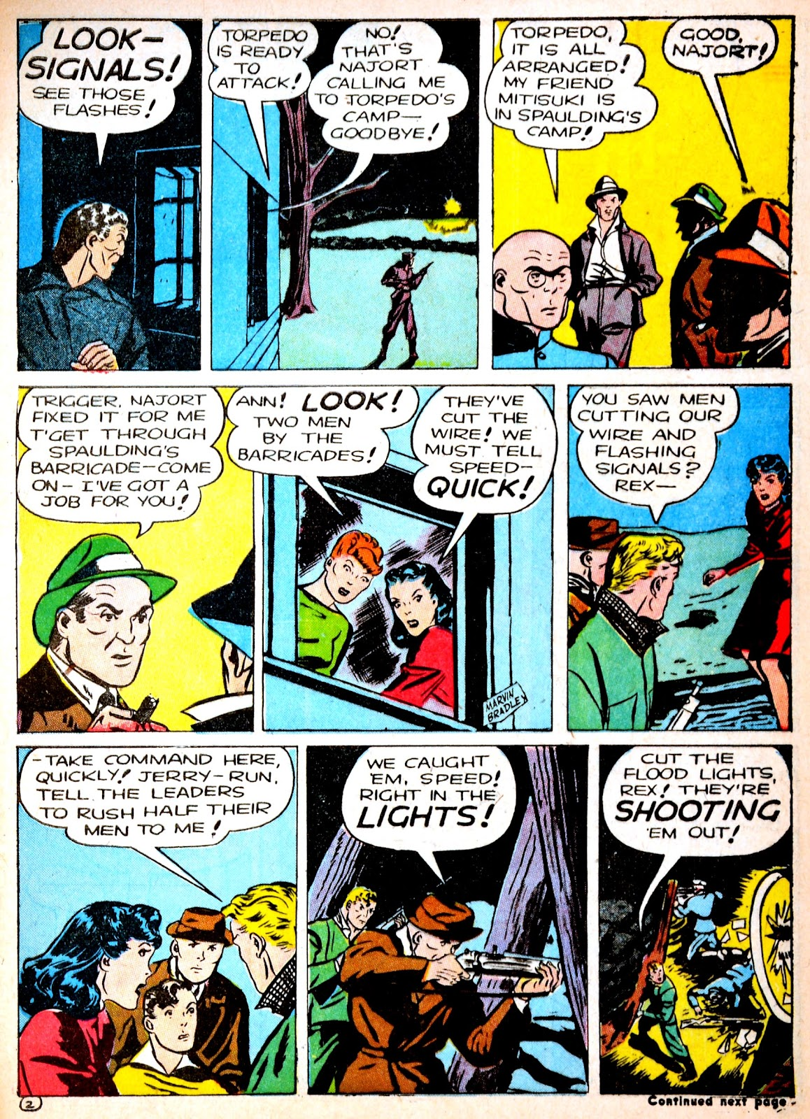Read online Famous Funnies comic -  Issue #88 - 61