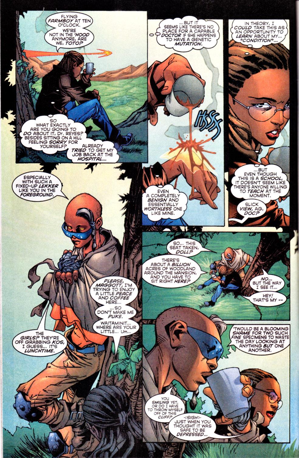 X-Men (1991) 72 Page 8