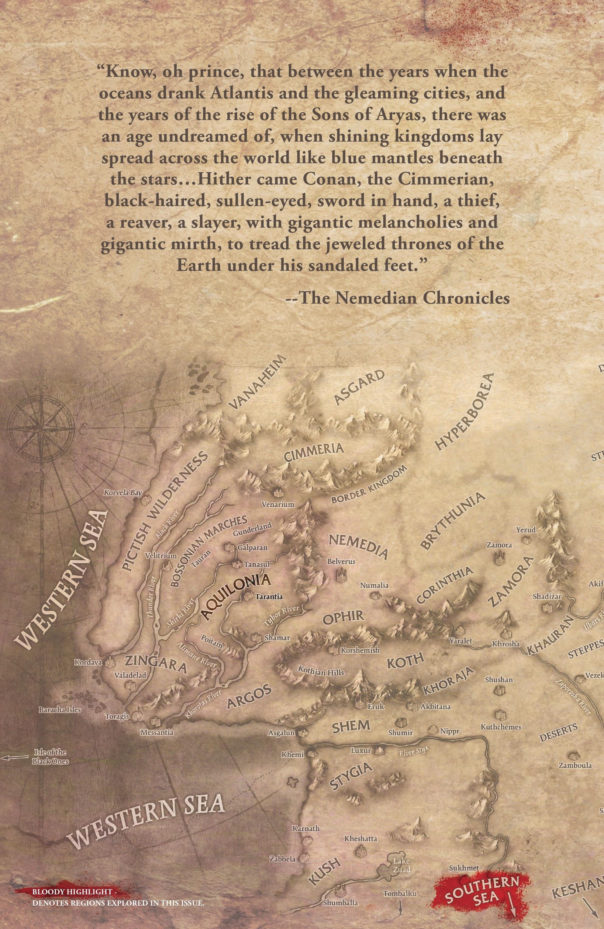Conan the Barbarian (2019) 5 Page 2