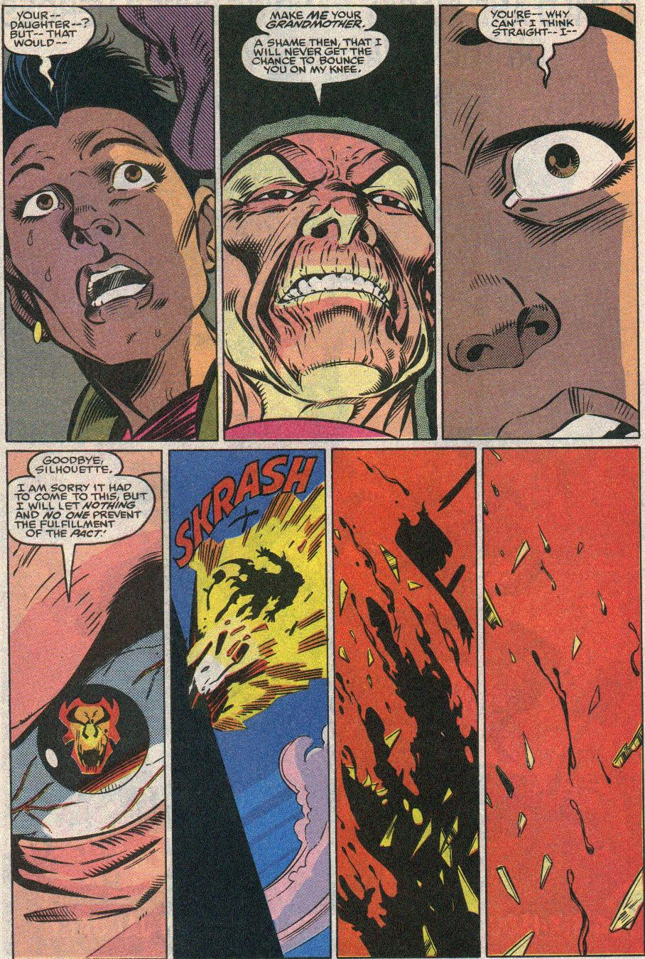 The New Warriors Issue #21 #25 - English 18