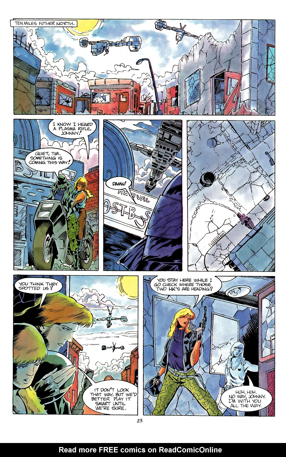 The Terminator (1988) issue 12 - Page 28