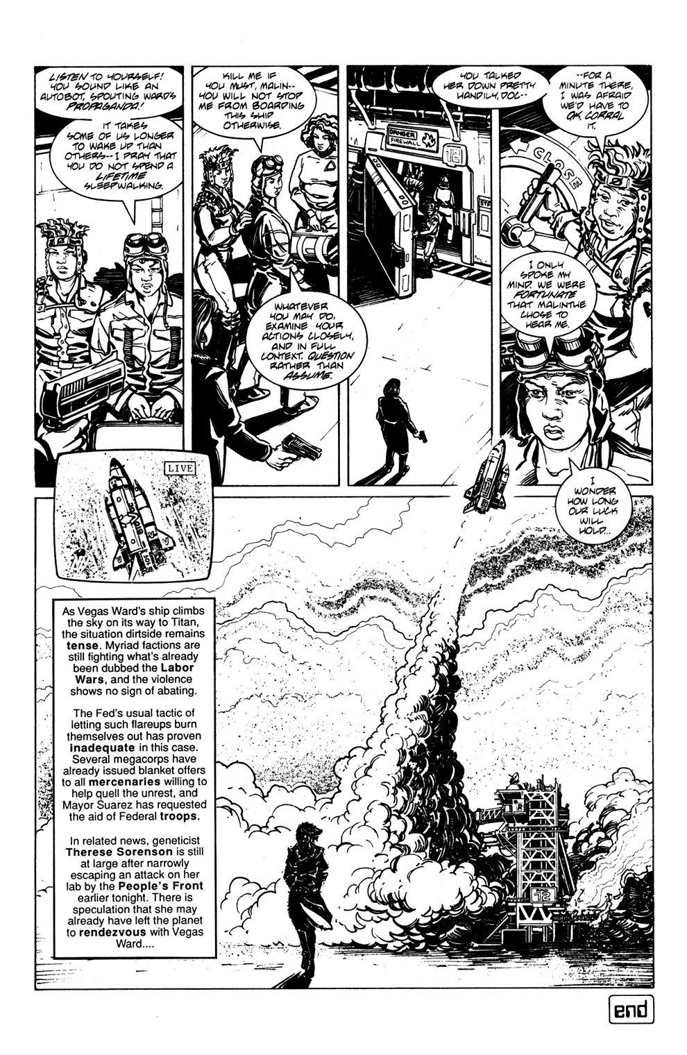 Dark Horse Presents (1986) Issue #37 #42 - English 11