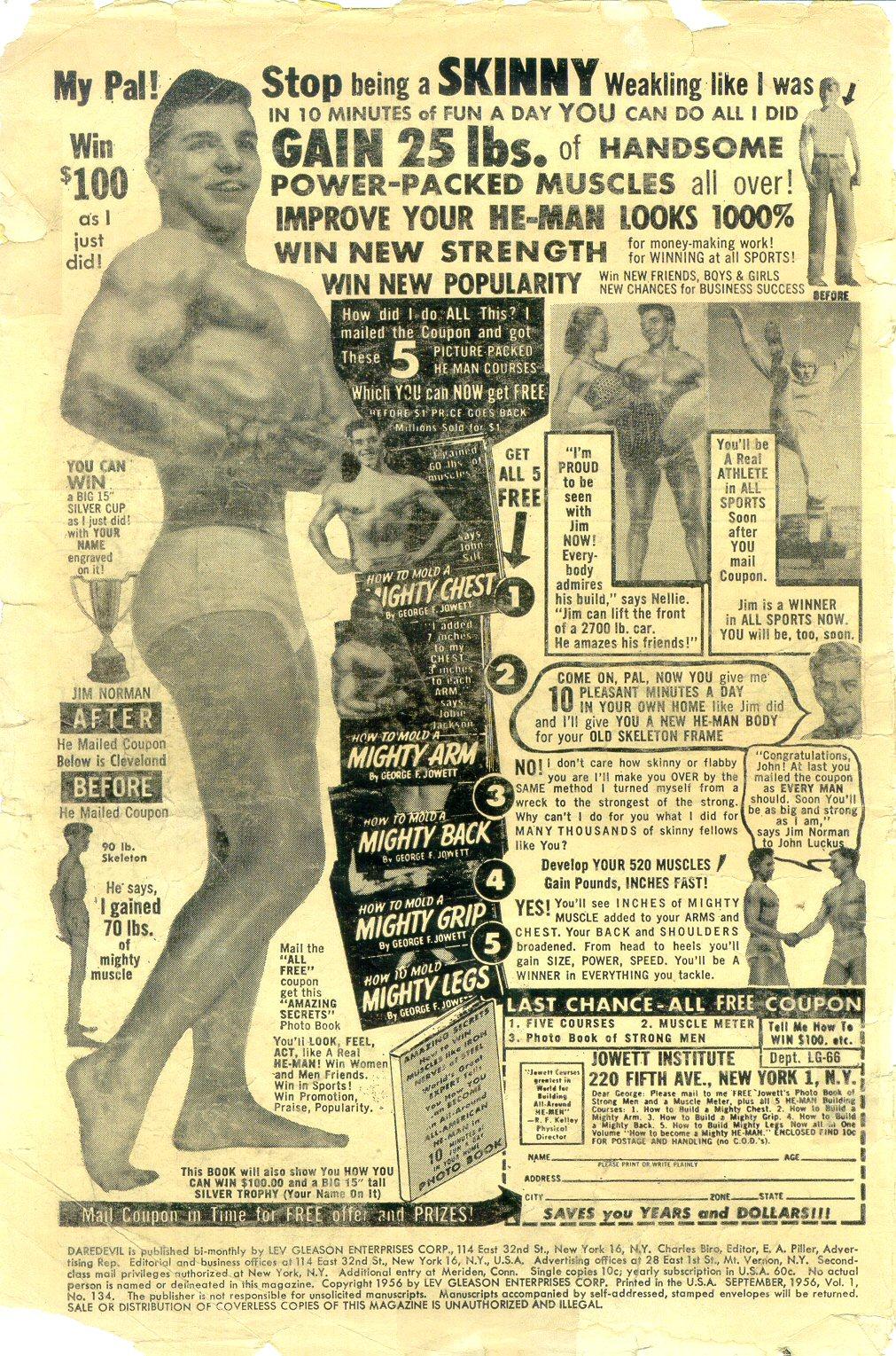 Daredevil (1941) #134 #134 - English 2
