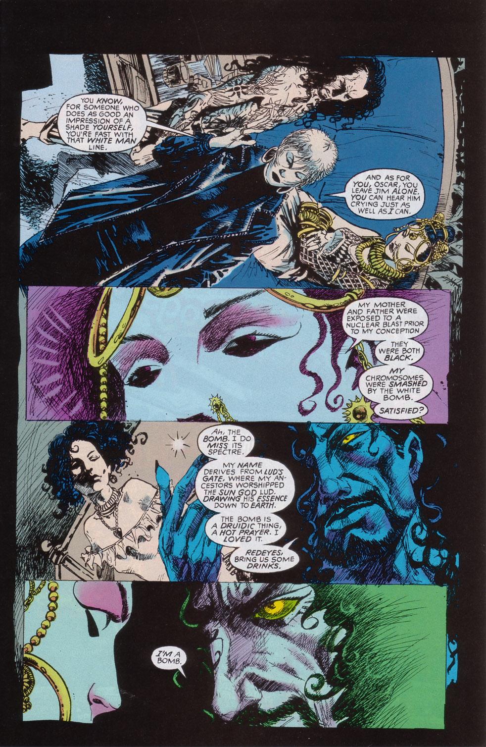 Read online Druid comic -  Issue #2 - 19