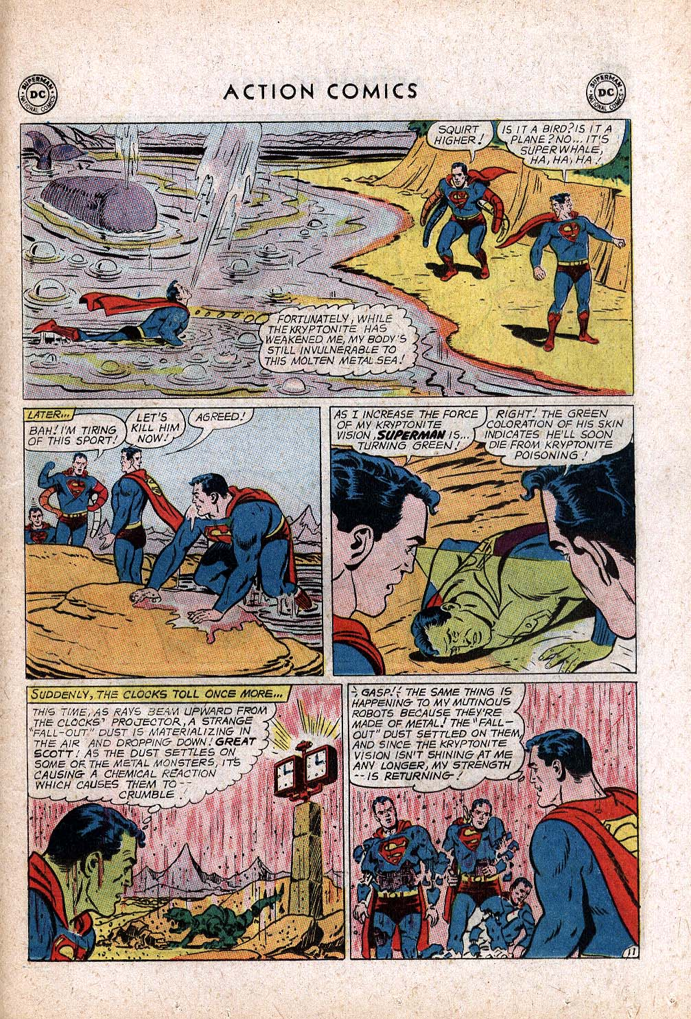 Read online Action Comics (1938) comic -  Issue #299 - 13