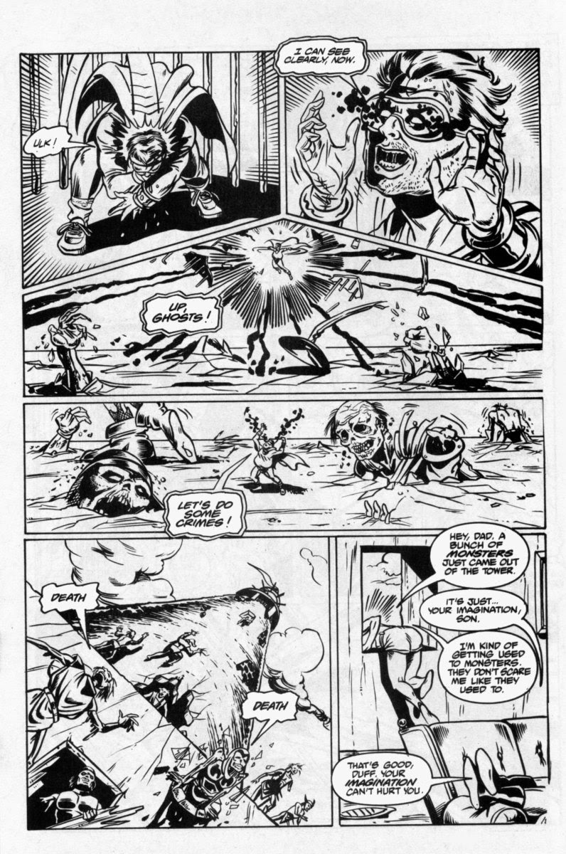Ex-Mutants: The Shattered Earth Chronicles issue 7 - Page 20