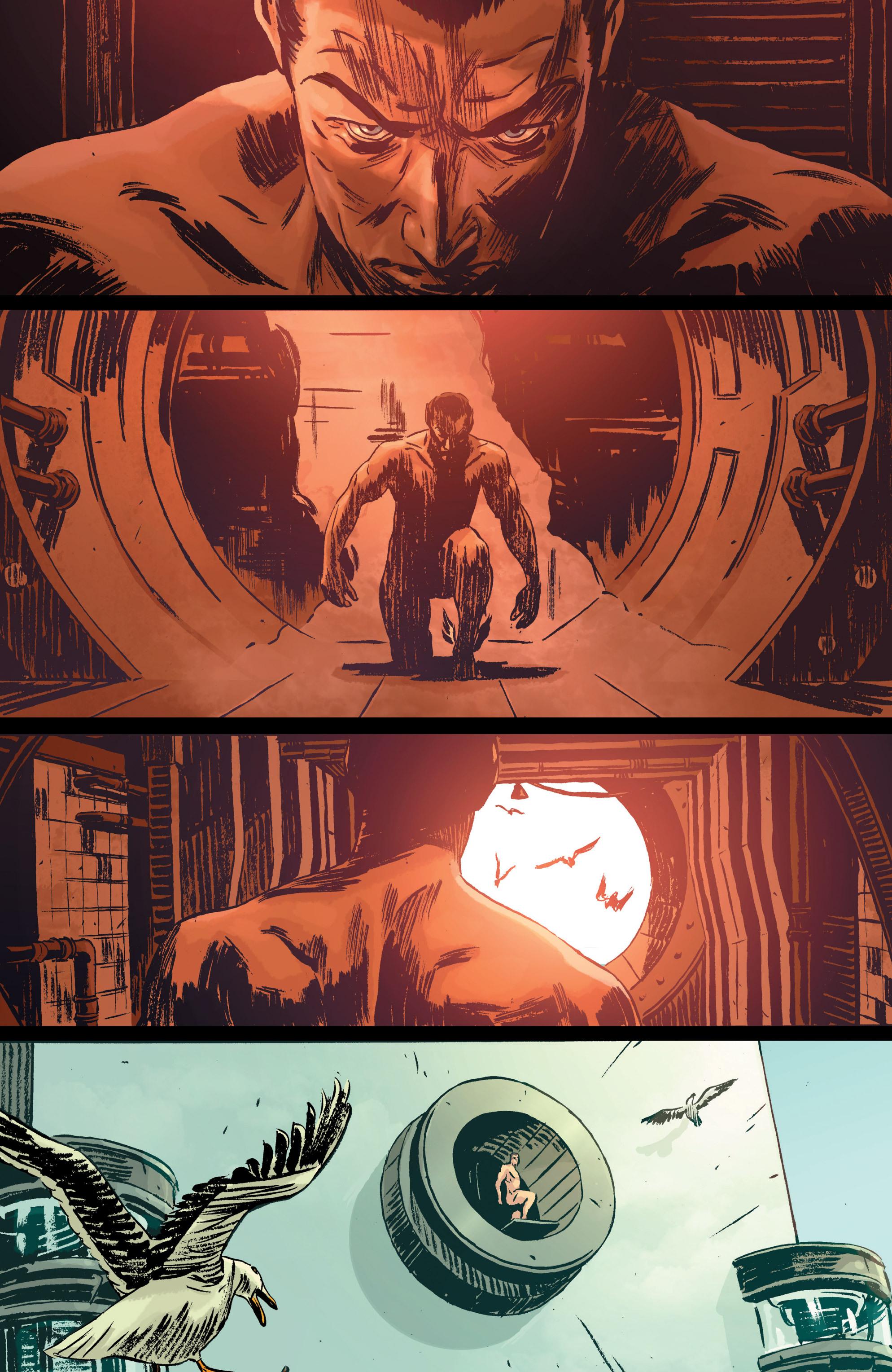 Read online Uncanny X-Men (1963) comic -  Issue # _Annual 2 (2009) - 3