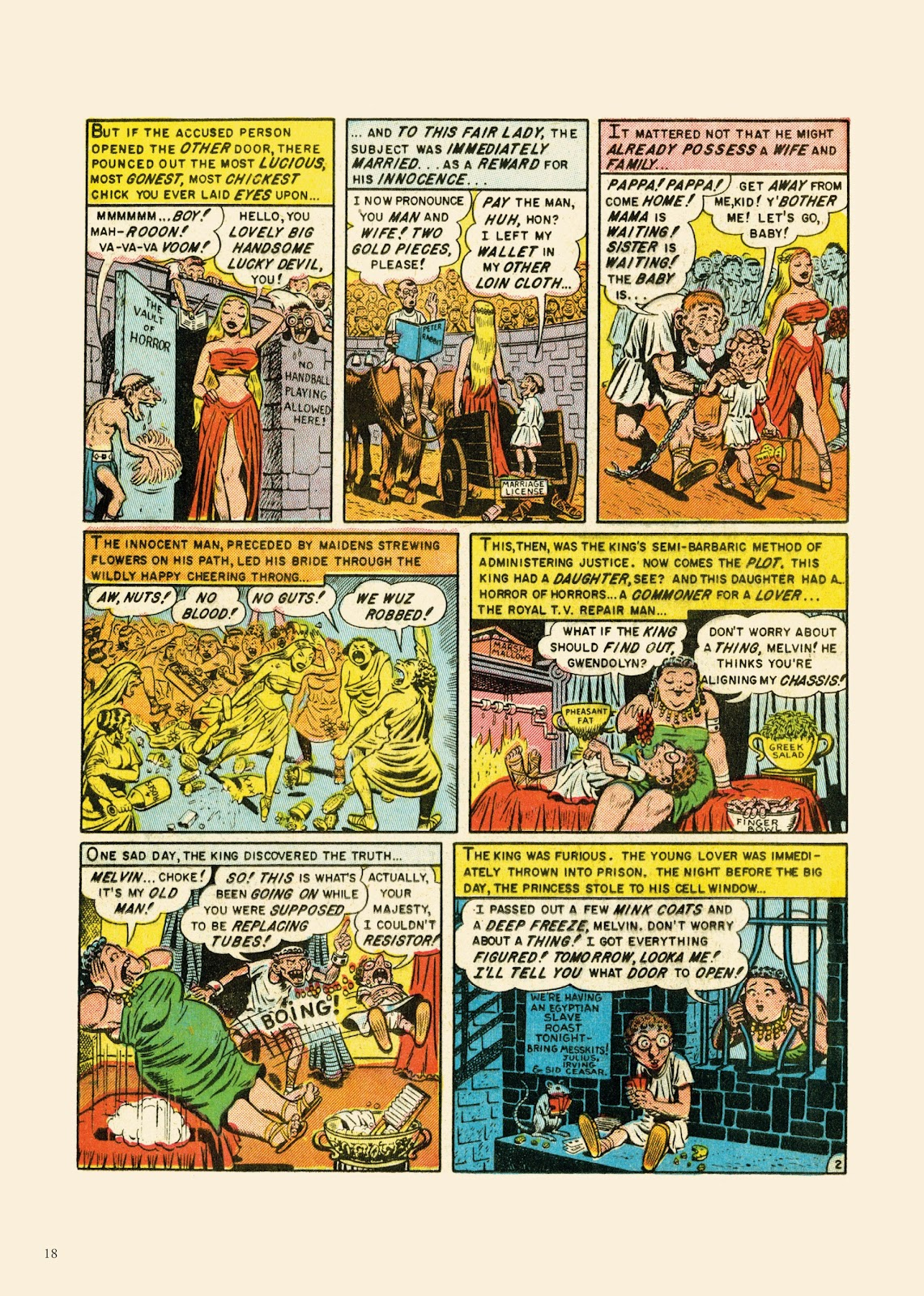 Read online Sincerest Form of Parody: The Best 1950s MAD-Inspired Satirical Comics comic -  Issue # TPB (Part 1) - 19