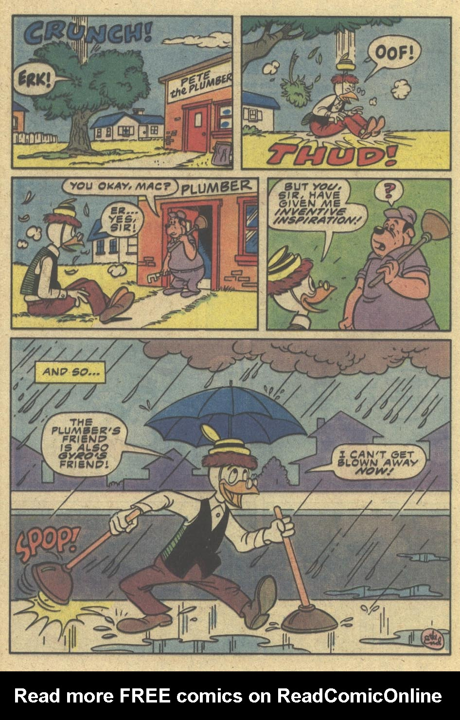 Walt Disney's Comics and Stories issue 501 - Page 20