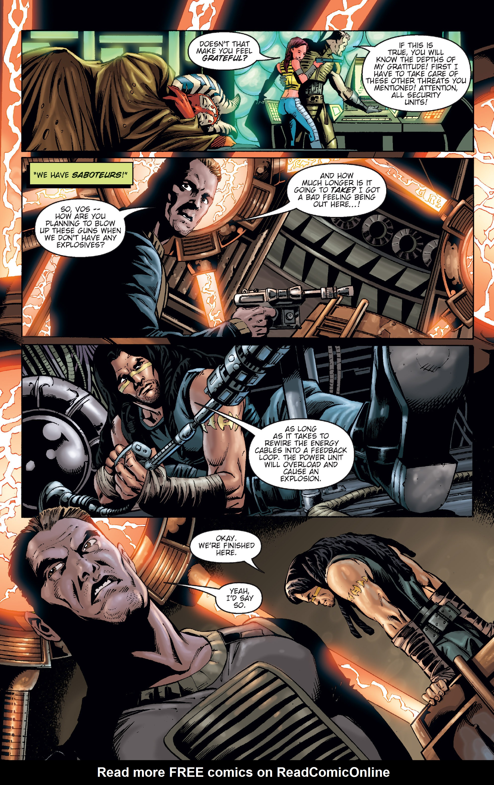 Read online Star Wars Omnibus comic -  Issue # Vol. 24 - 218