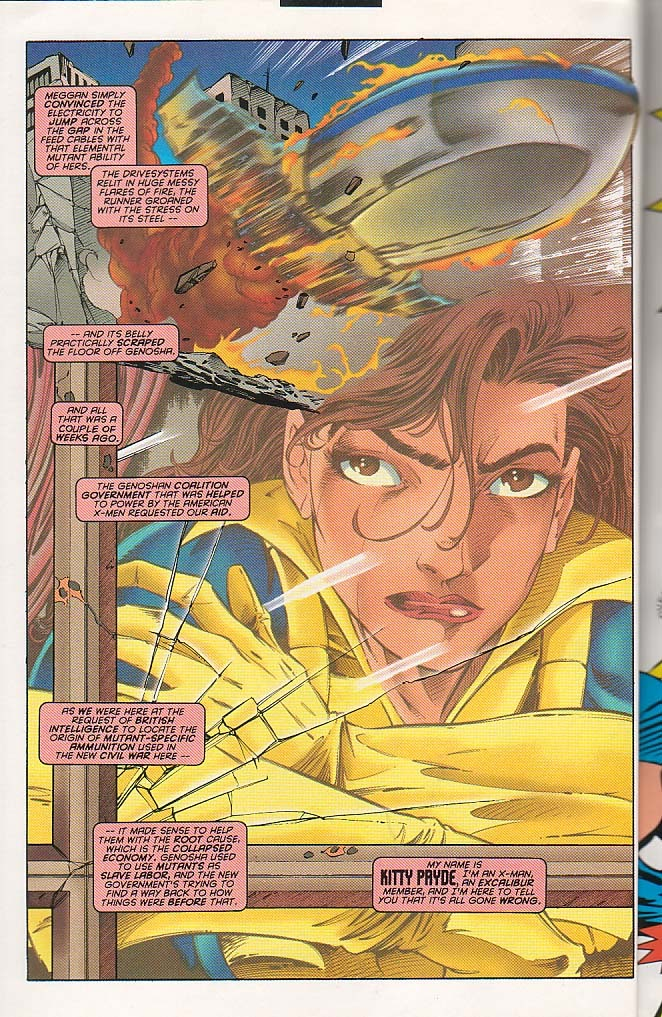 Excalibur (1988) issue 87 - Page 5