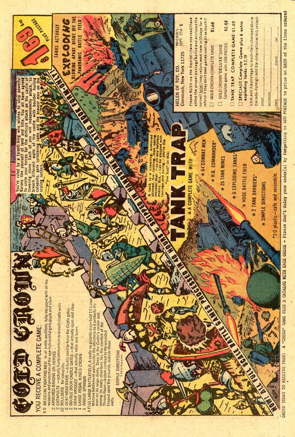 Read online Secret Origins (1973) comic -  Issue #4 - 23