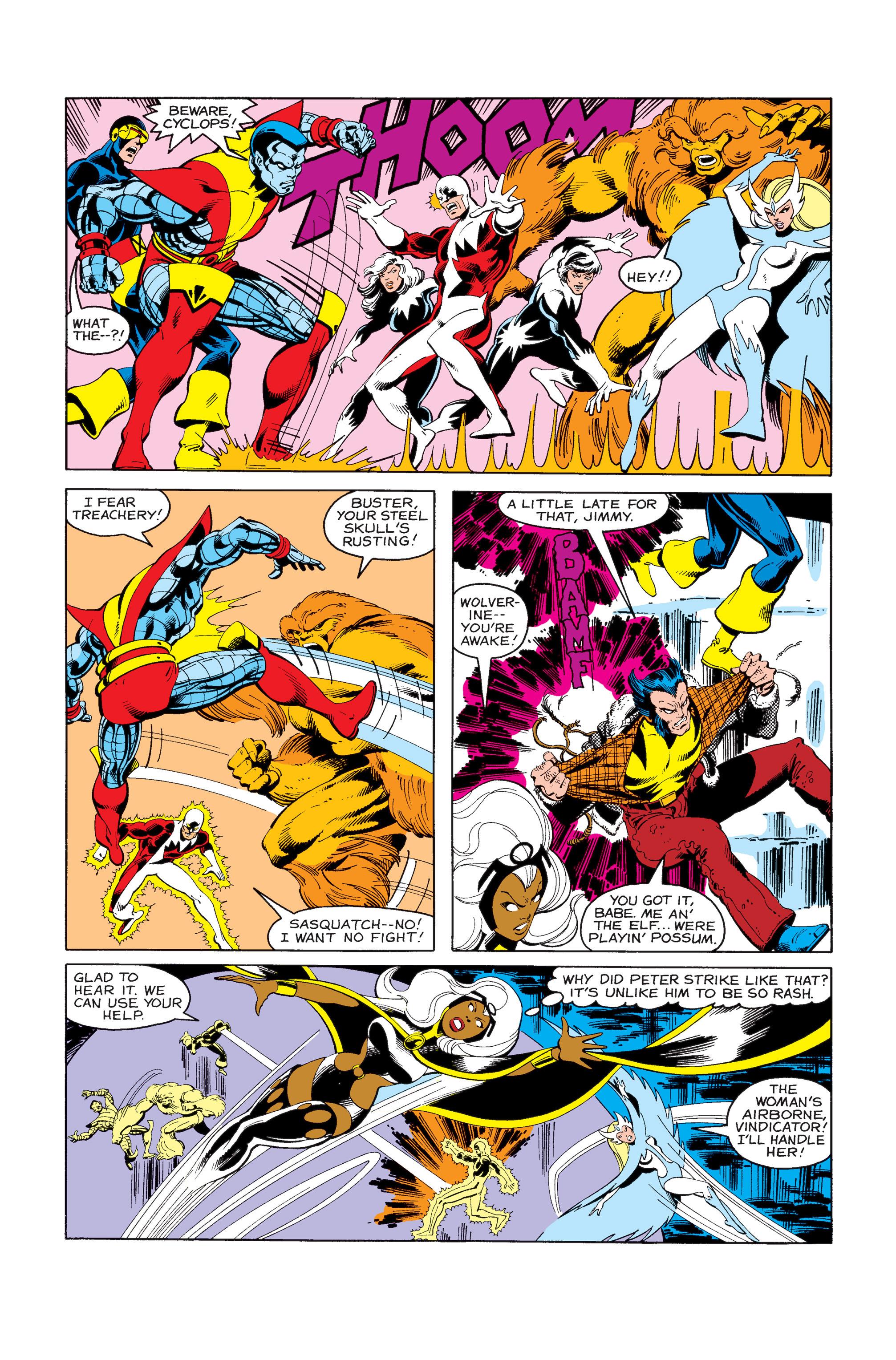 Uncanny X-Men (1963) 121 Page 7