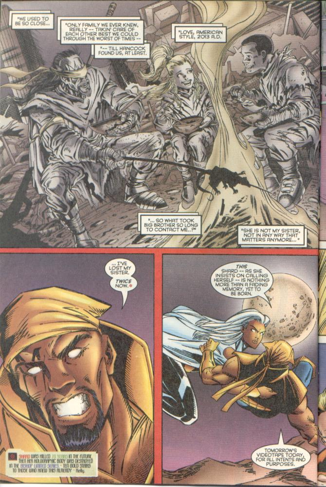 Read online Uncanny X-Men (1963) comic -  Issue # _Annual 1996 - 14