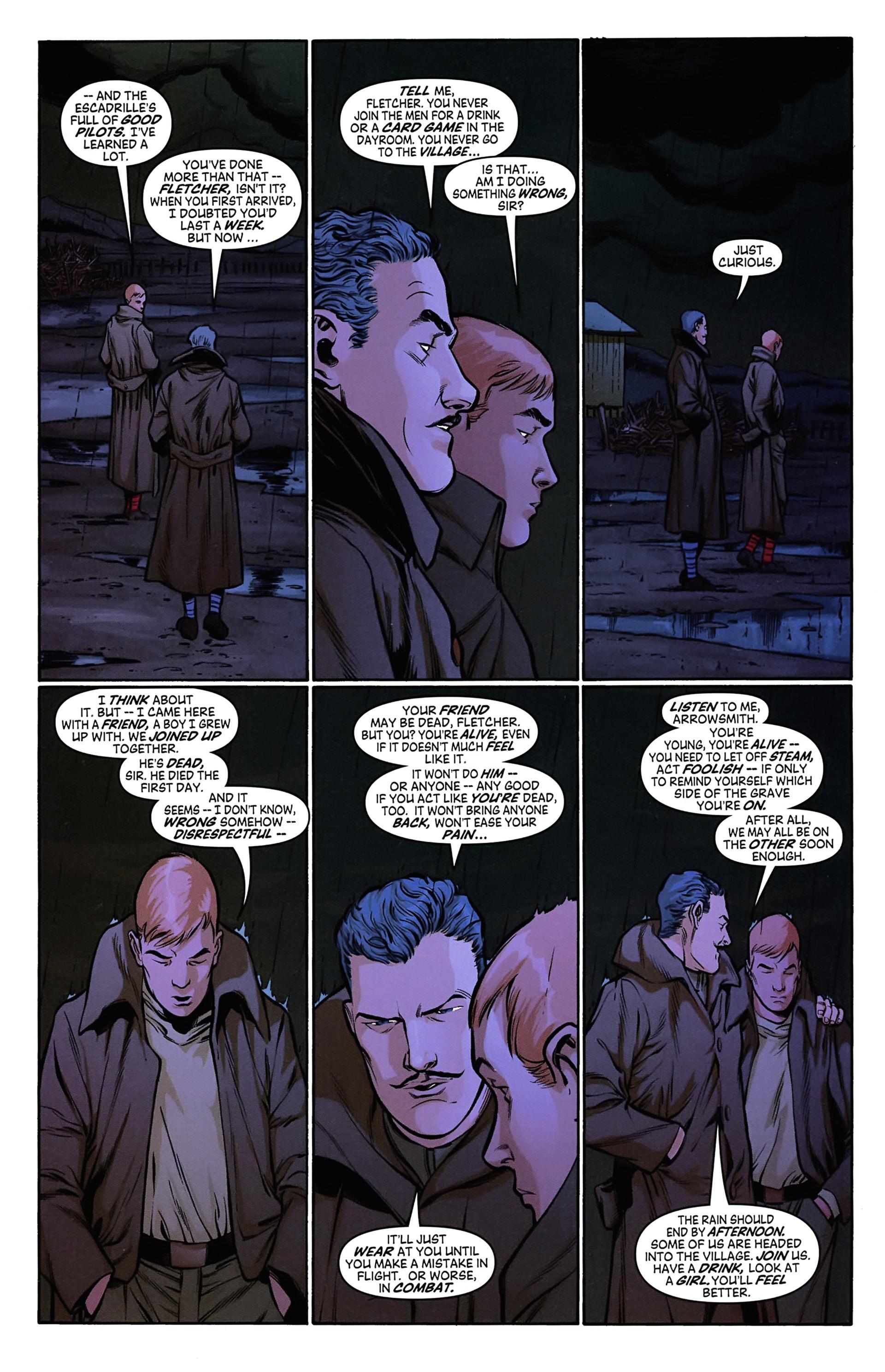 Read online Arrowsmith comic -  Issue #4 - 11