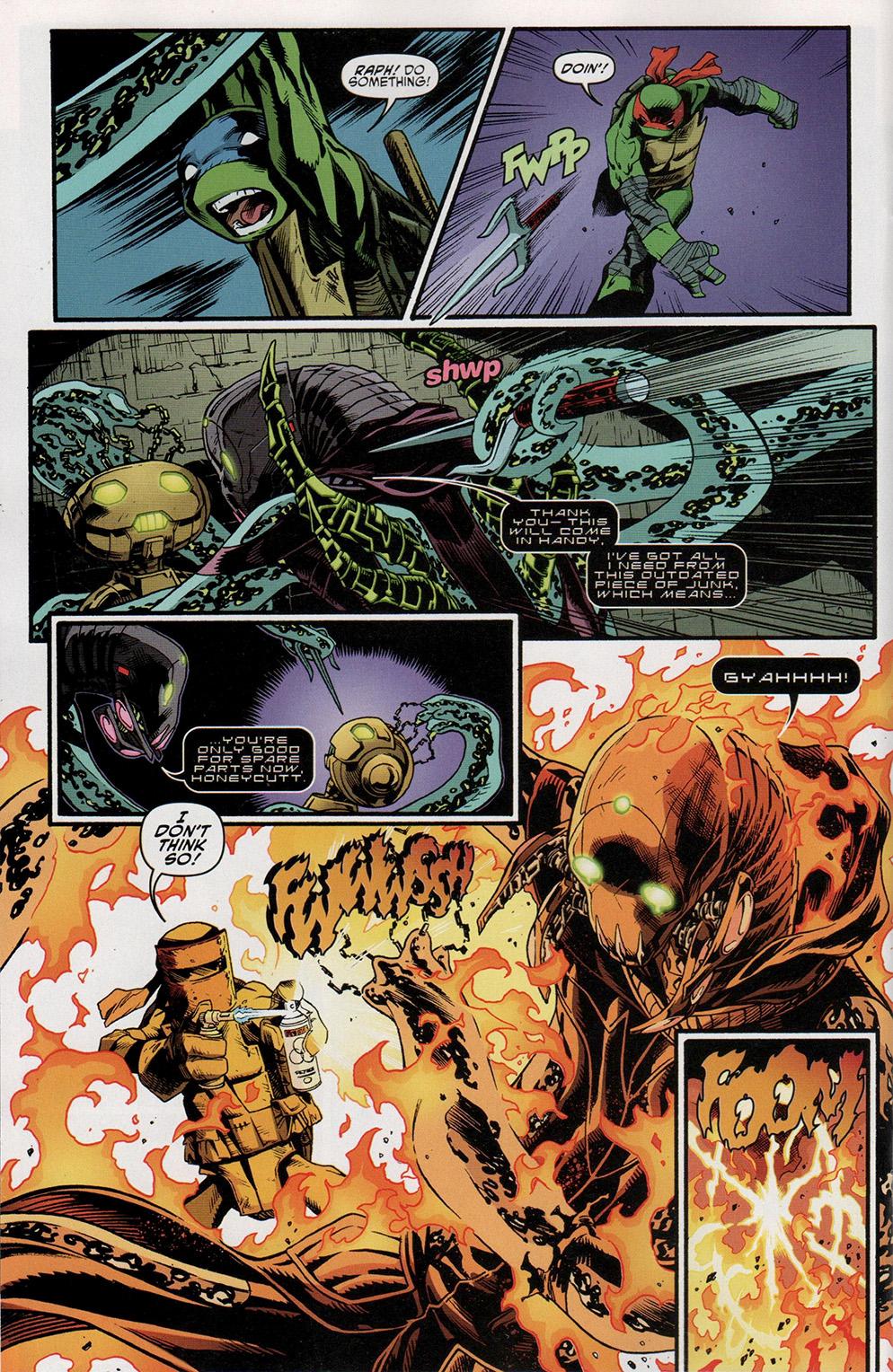 Read online Free Comic Book Day 2017 comic -  Issue # Teenage Mutant Ninja Turtles - 20