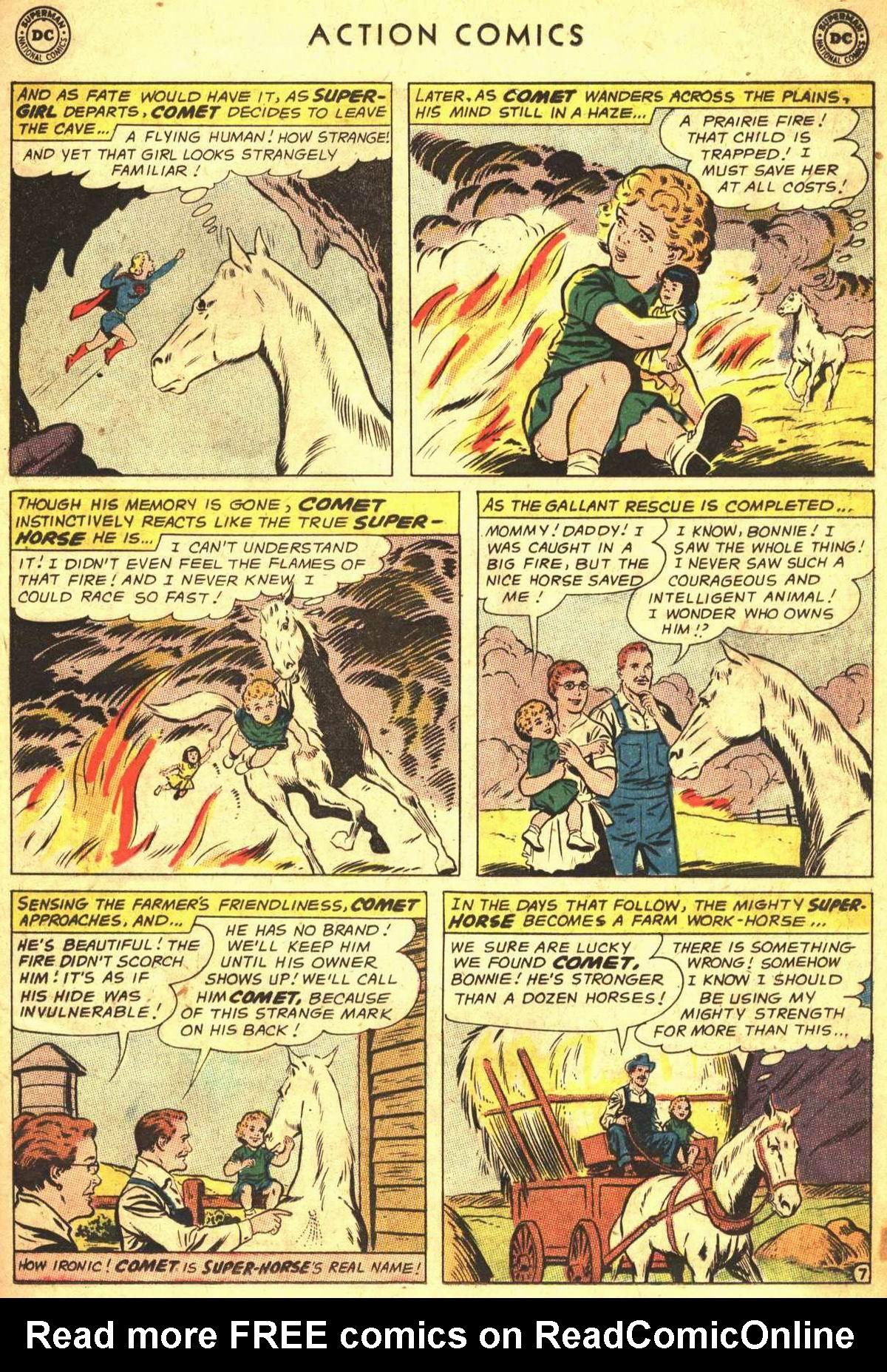 Read online Action Comics (1938) comic -  Issue #300 - 27