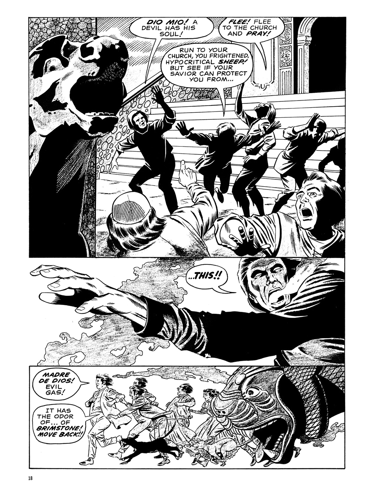 Read online Eerie Archives comic -  Issue # TPB 6 - 19