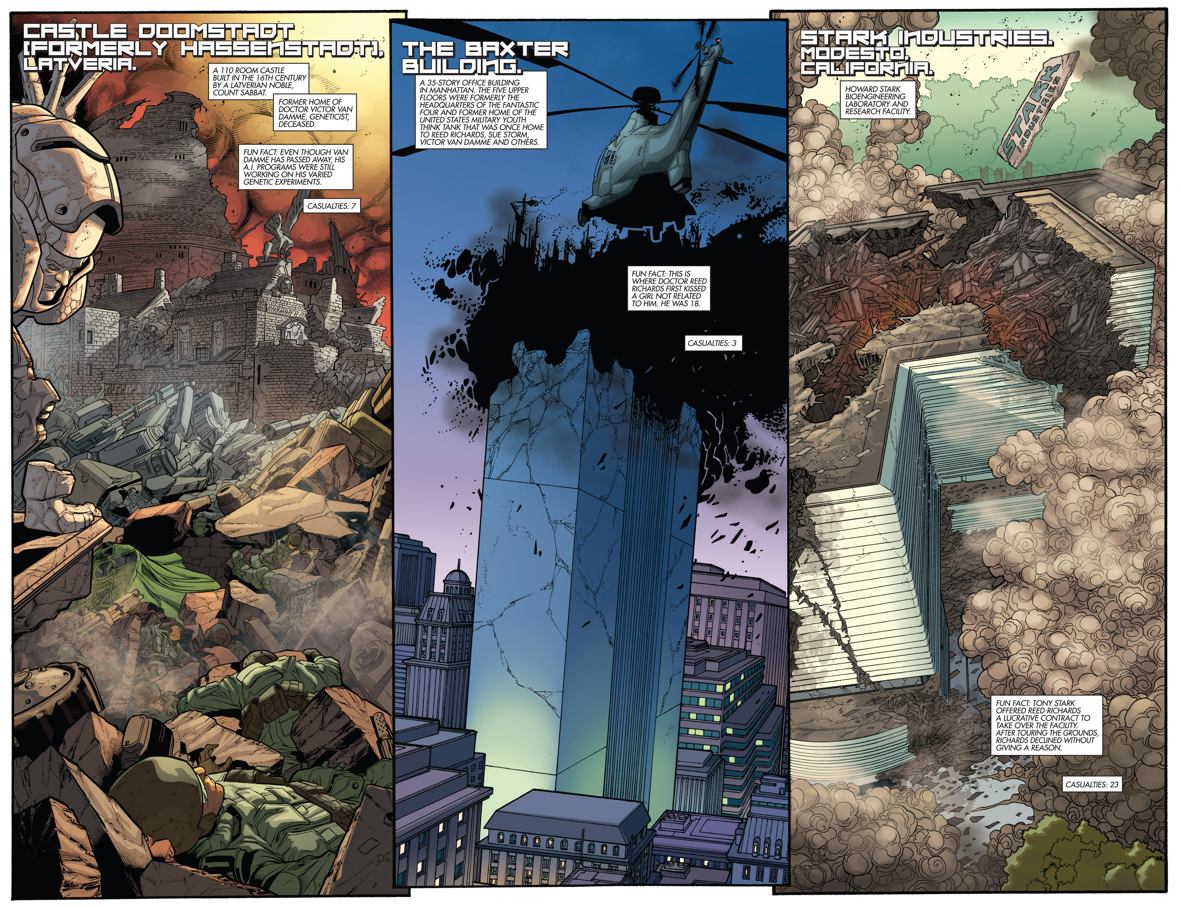 Read online Ultimate Comics Doomsday comic -  Issue # Full - 208