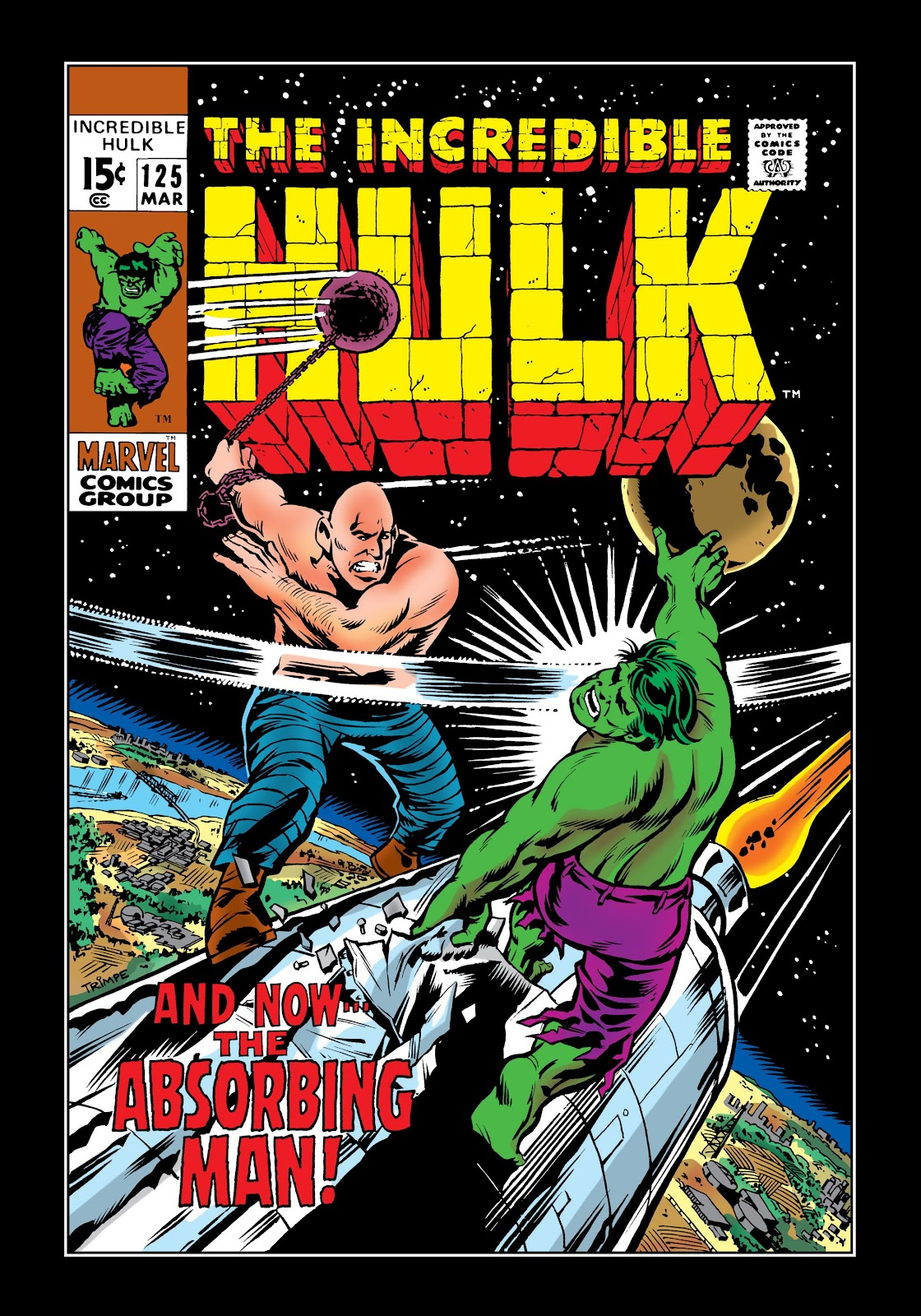 Read online Marvel Masterworks: The Incredible Hulk comic -  Issue # TPB 6 (Part 1) - 72