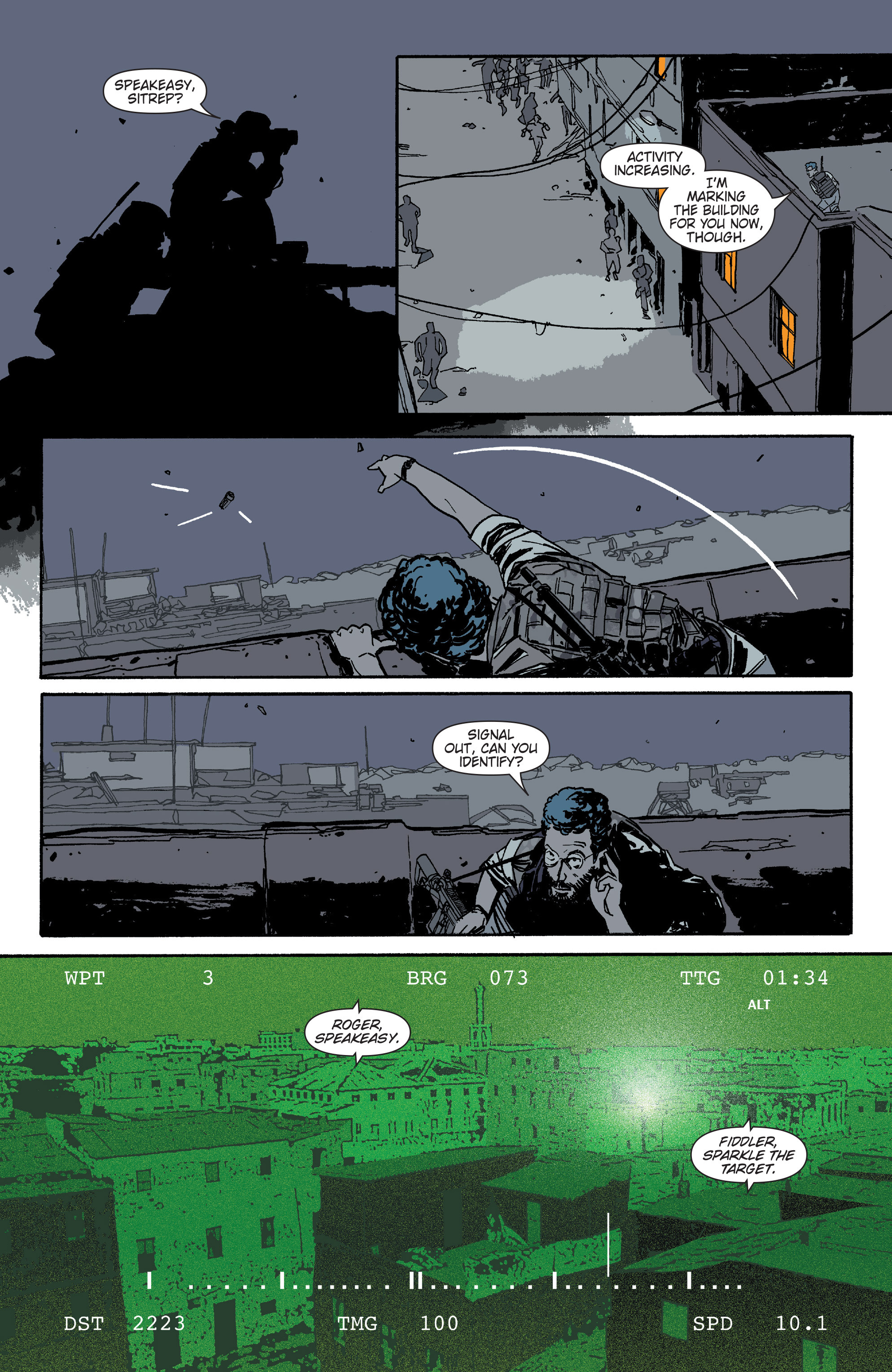 Read online The Activity comic -  Issue #9 - 16