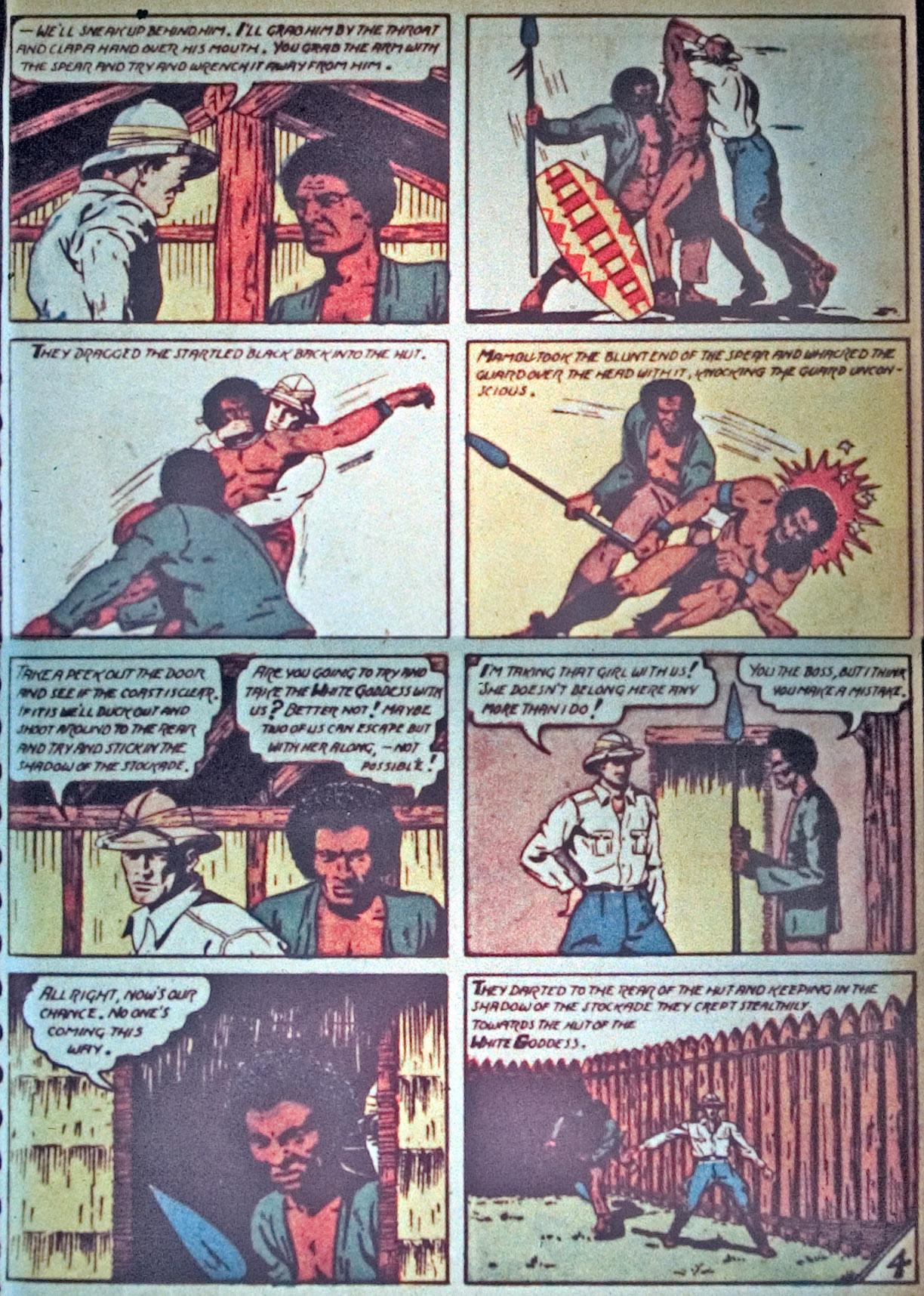 Read online Detective Comics (1937) comic -  Issue #34 - 53
