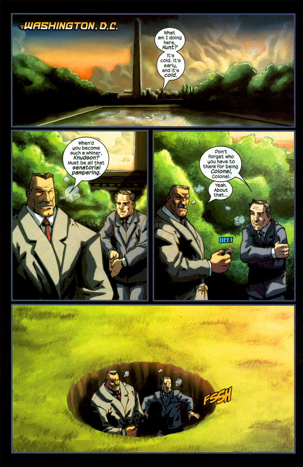 Read online Sentinel (2006) comic -  Issue #1 - 22
