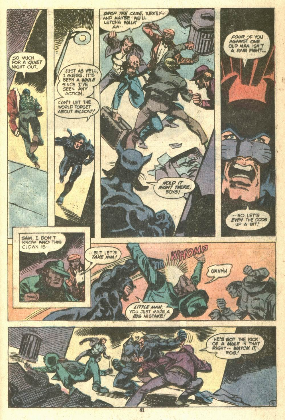 Read online Adventure Comics (1938) comic -  Issue #464 - 41