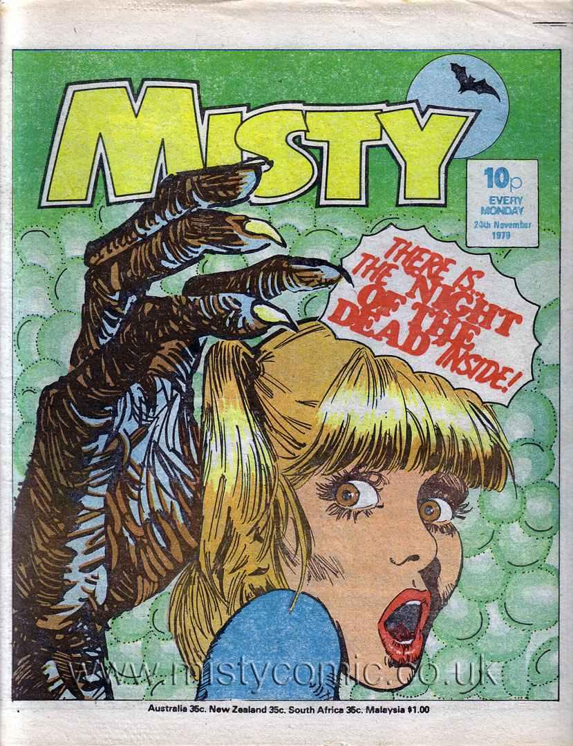 Misty (1978) 94 Page 1