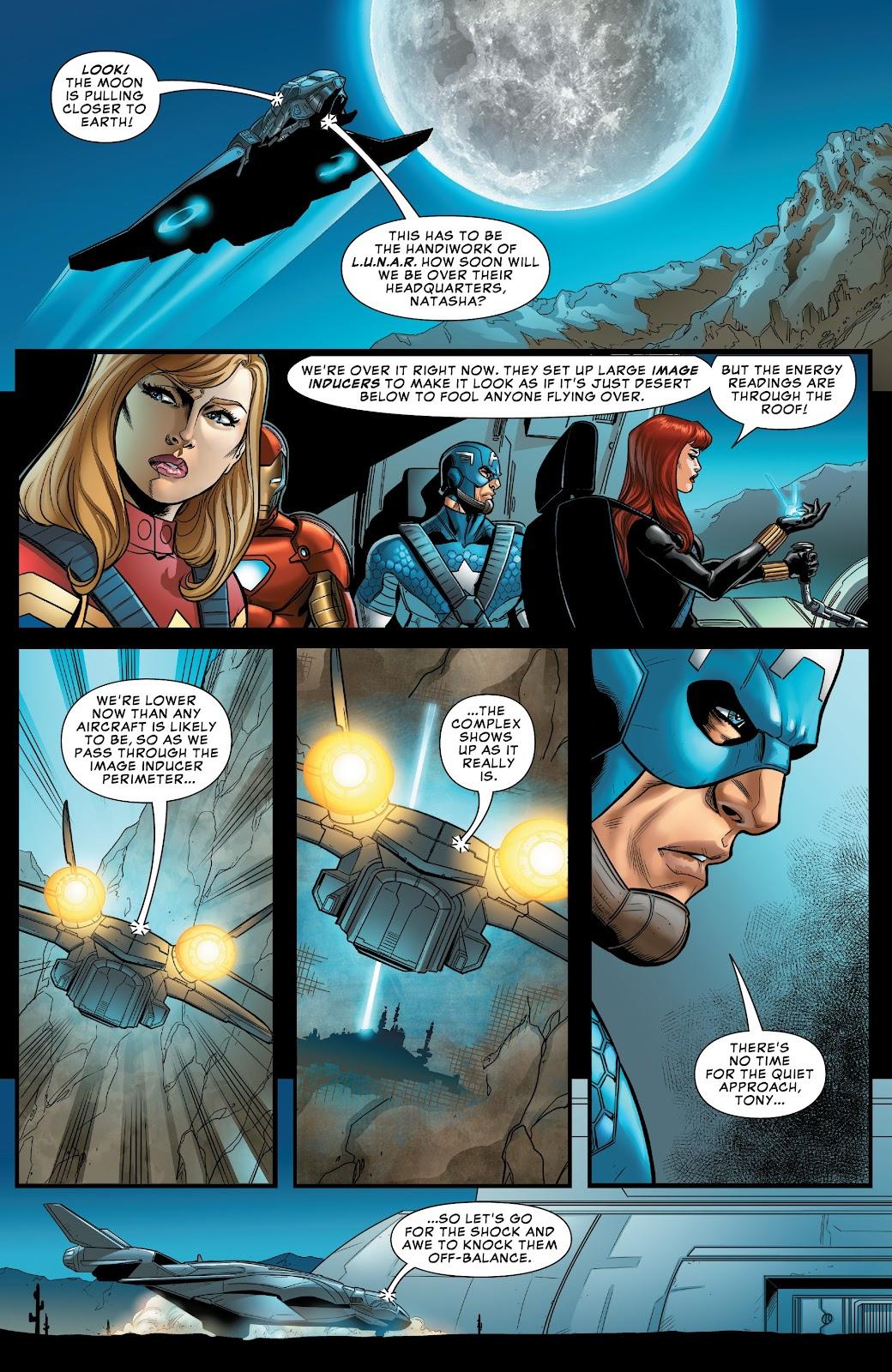 Read online Avengers: Edge of Infinity comic -  Issue # Full - 14