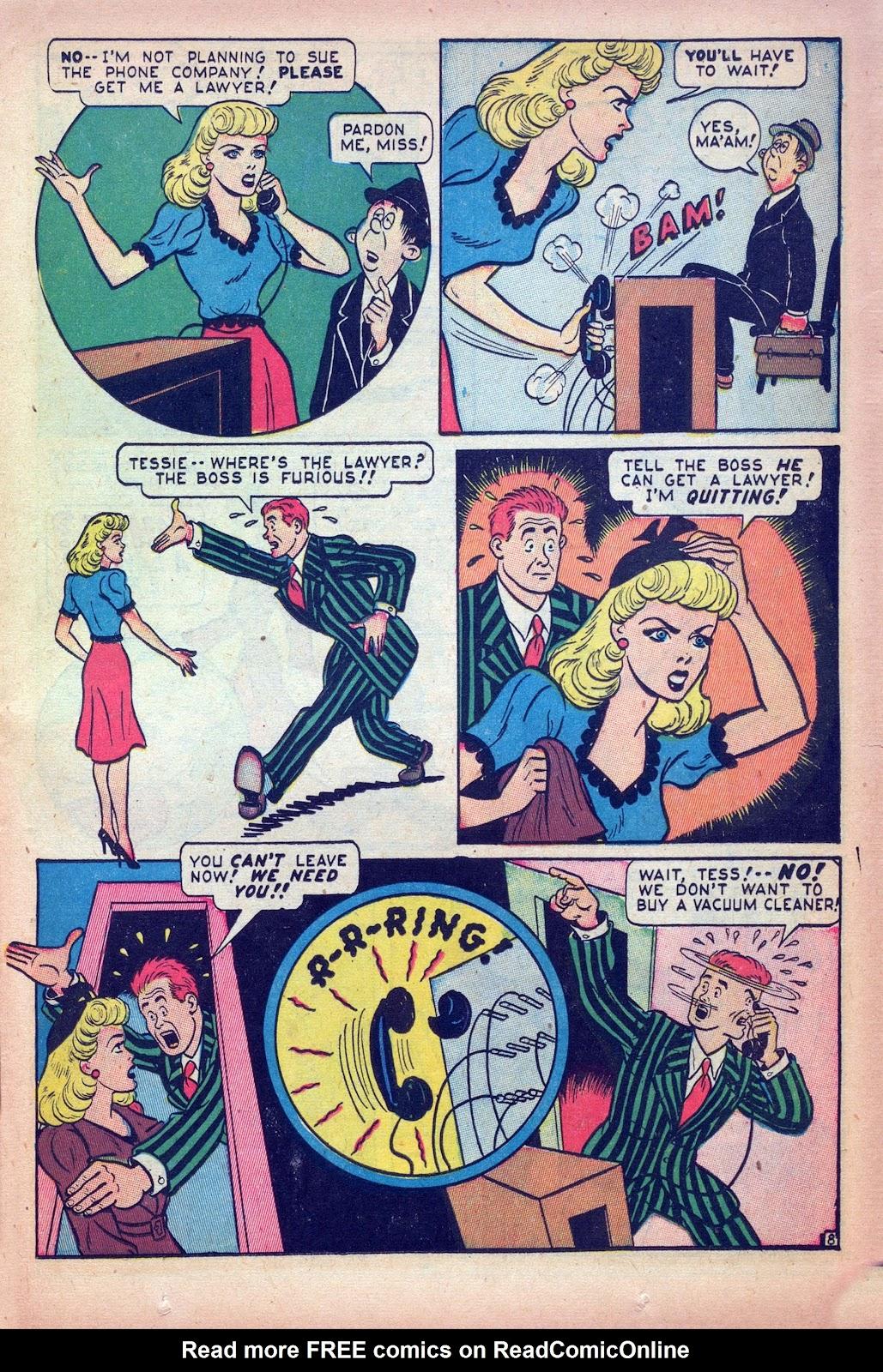 Read online Joker Comics comic -  Issue #28 - 19
