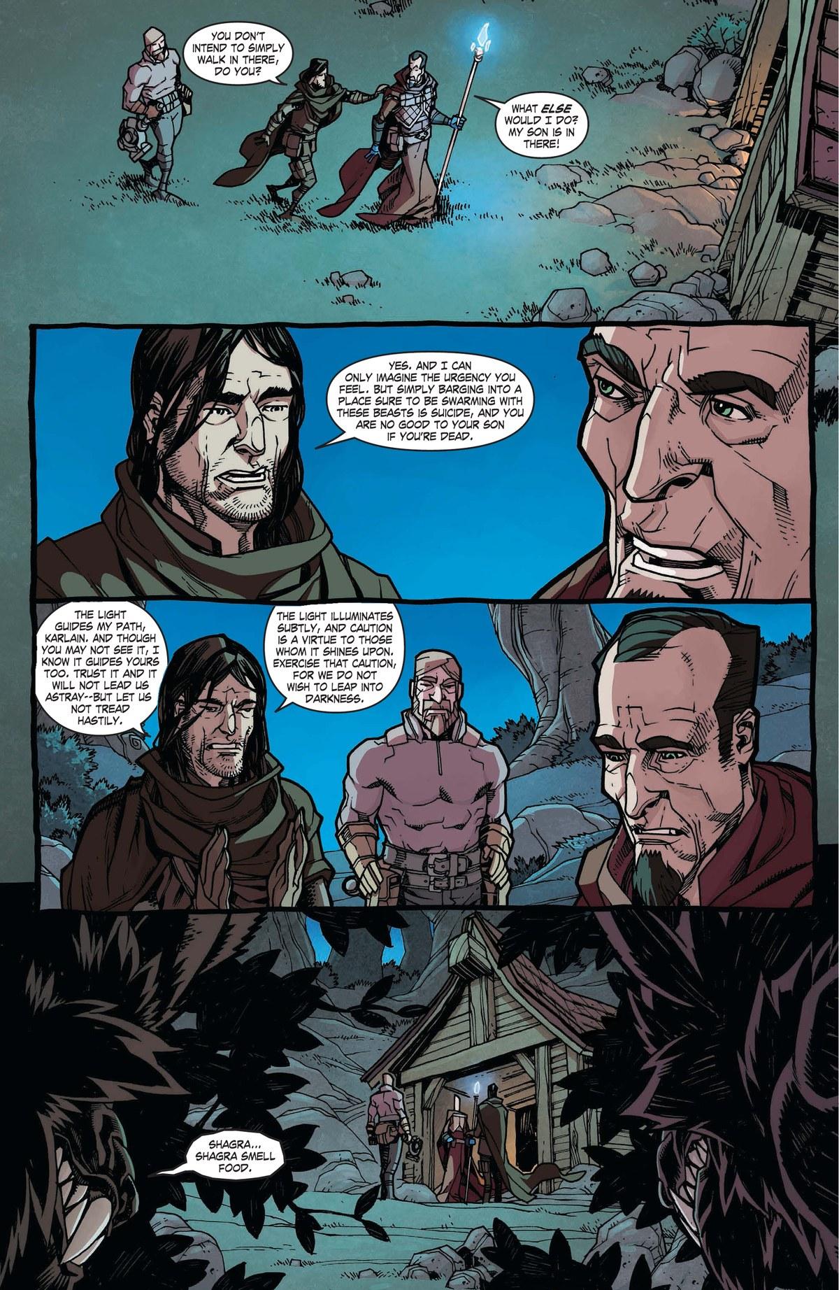 Read online World of Warcraft: Dark Riders comic -  Issue # Full - 60