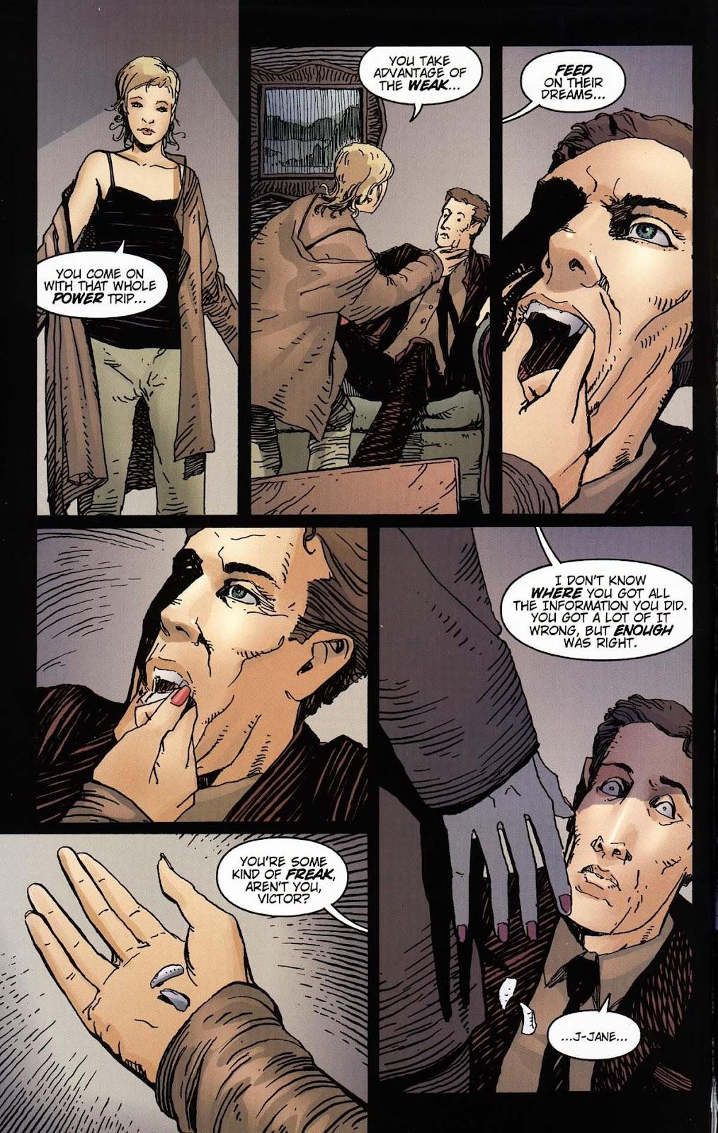 Read online Vampire the Masquerade comic -  Issue # Toreador - 48