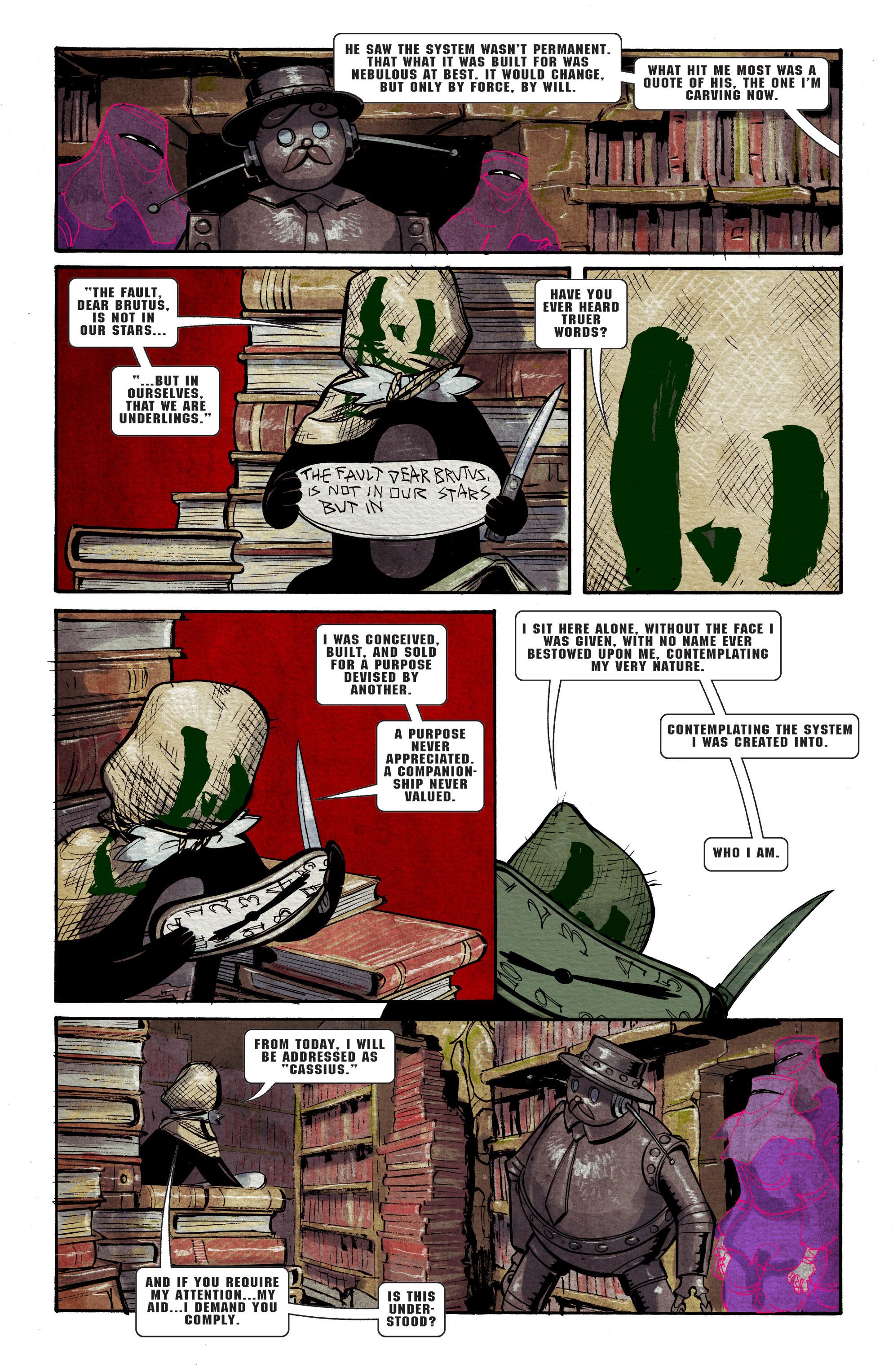 Read online Shutter comic -  Issue #11 - 11