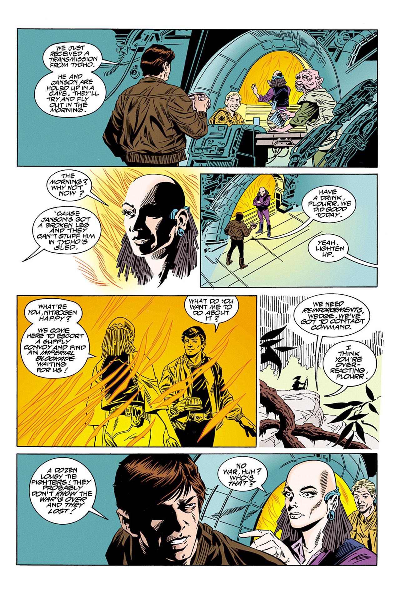 Read online Star Wars Omnibus comic -  Issue # Vol. 1 - 85
