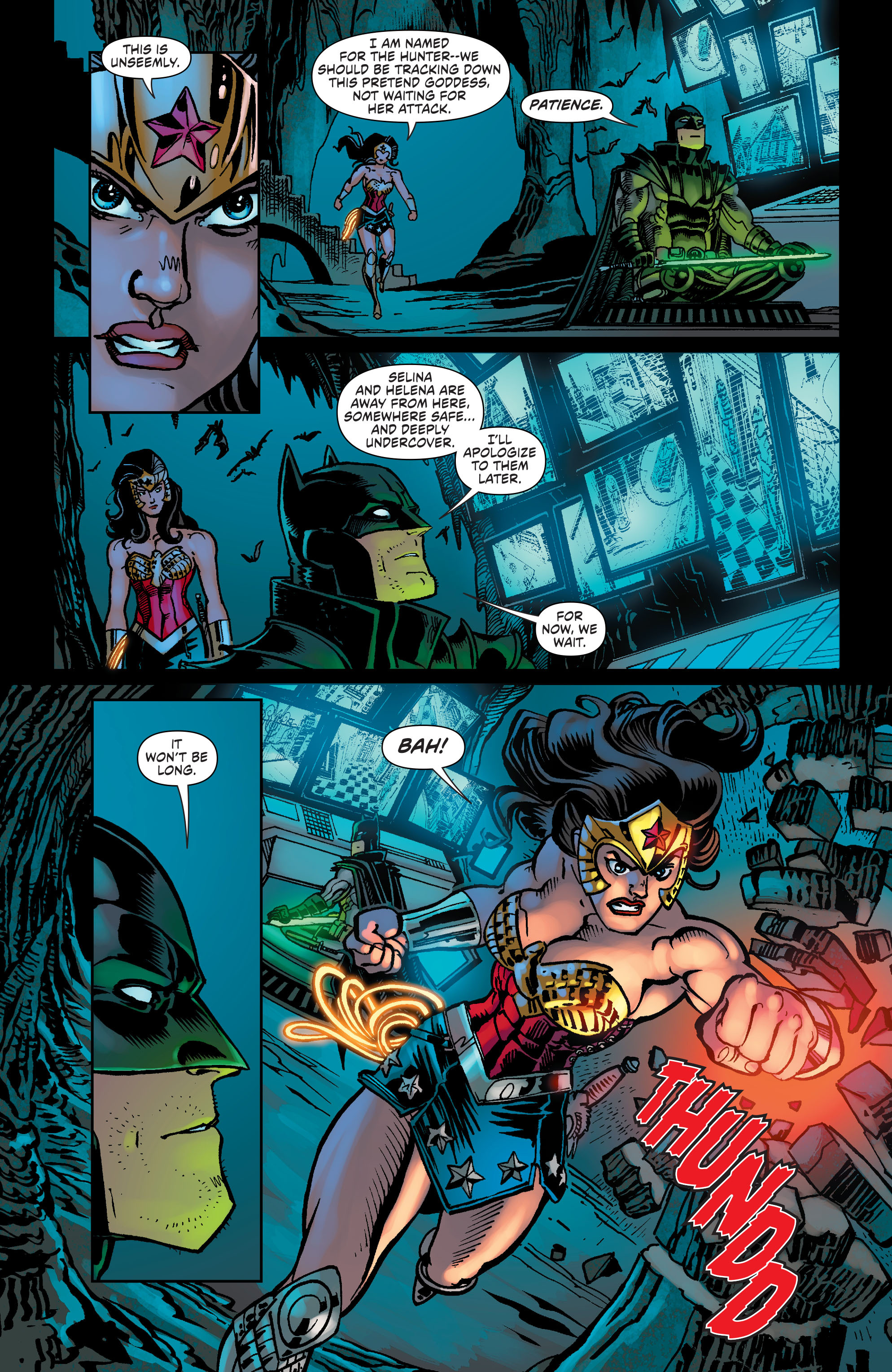 Read online Worlds' Finest comic -  Issue #32 - 8