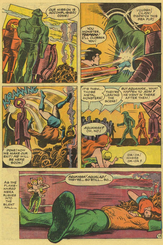 Read online Aquaman (1962) comic -  Issue #36 - 19