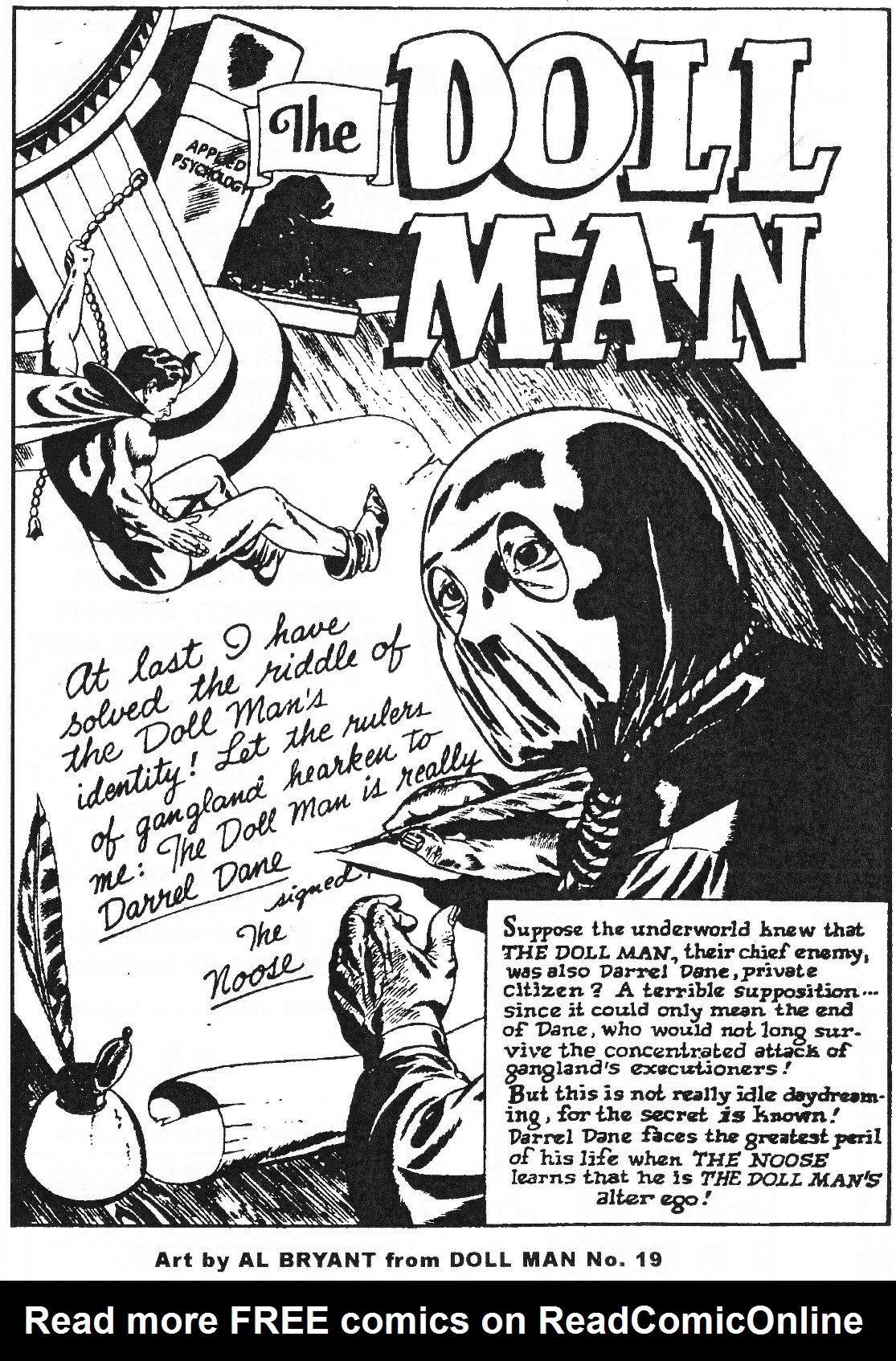 Read online Men of Mystery Comics comic -  Issue #81 - 4