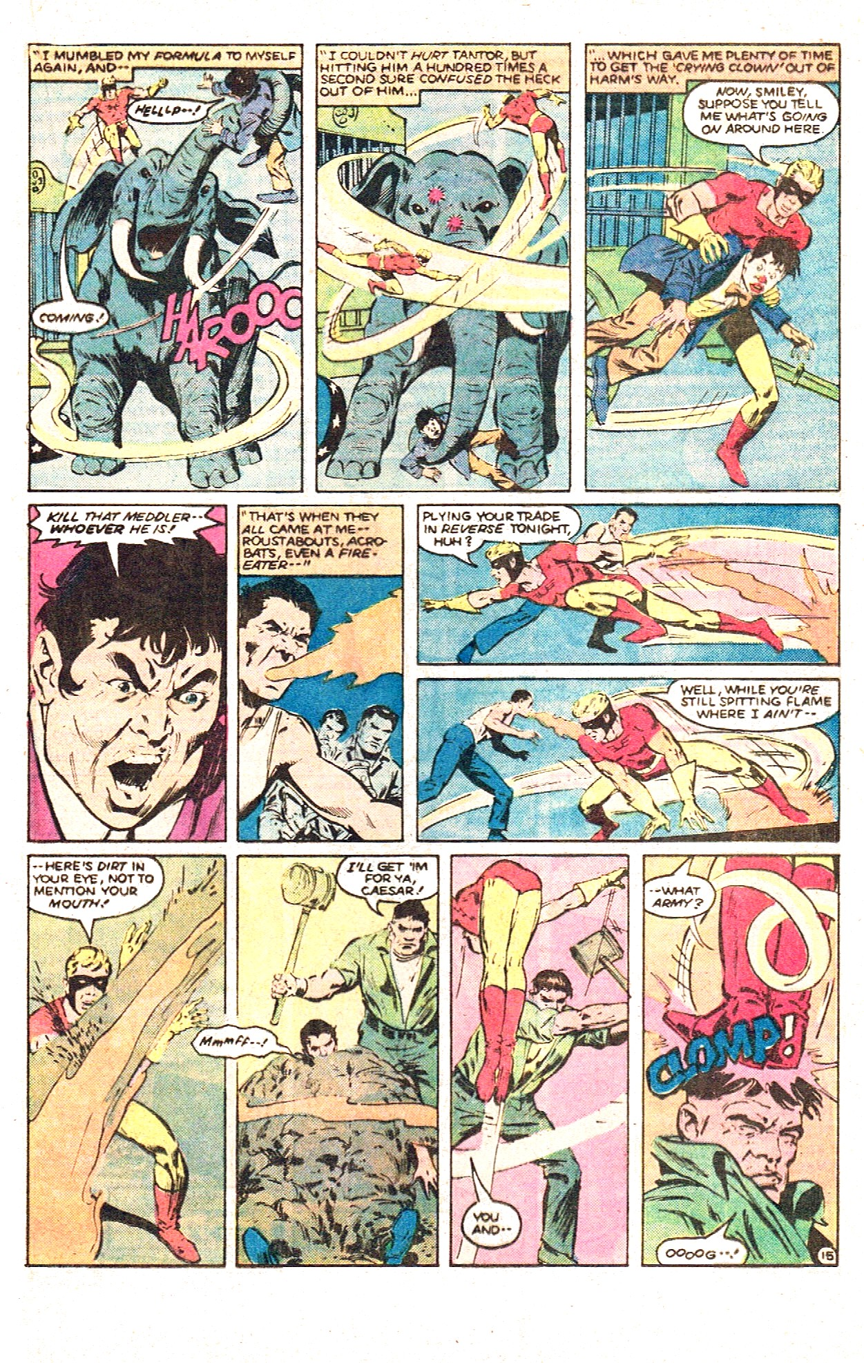 Read online All-Star Squadron comic -  Issue #65 - 21