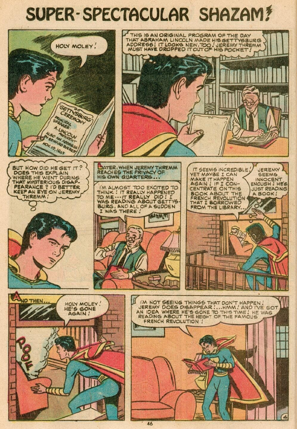 Captain Marvel, Jr. issue 83 - Page 5