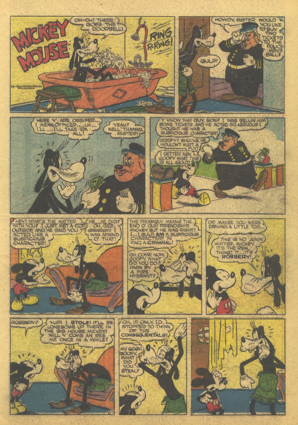Walt Disney's Comics and Stories issue 86 - Page 29