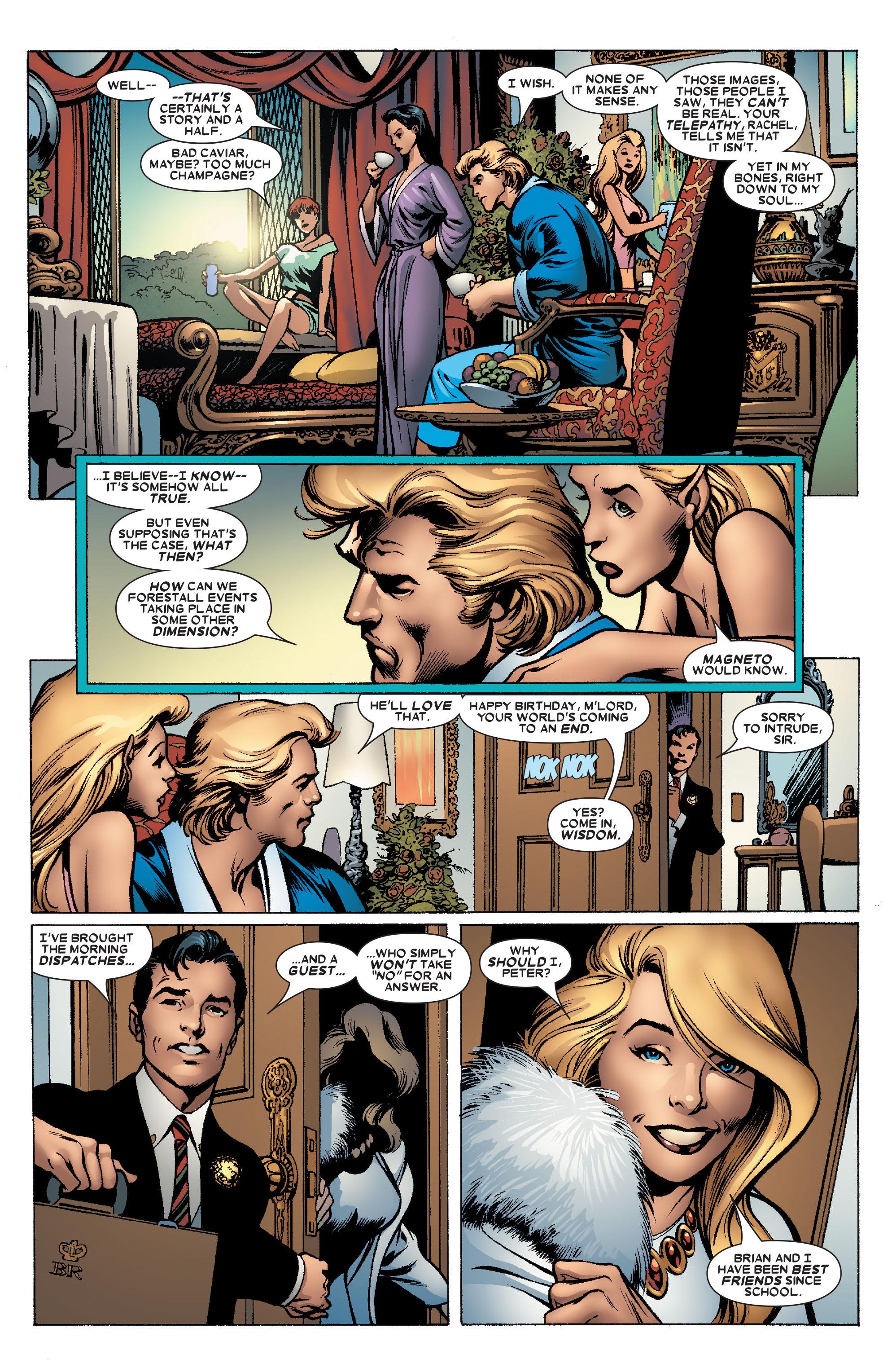 Read online Uncanny X-Men (1963) comic -  Issue #463 - 11