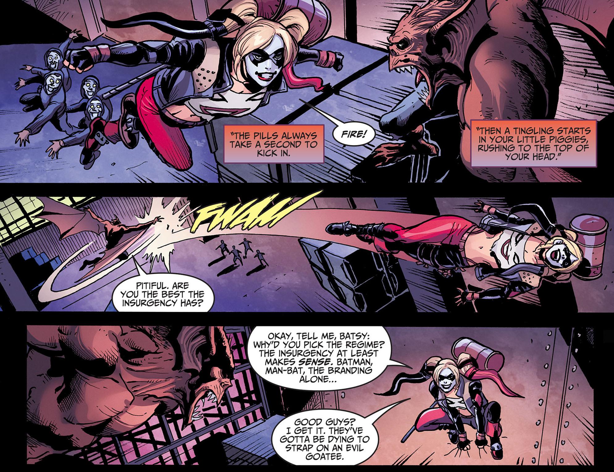 Read online Injustice: Ground Zero comic -  Issue #2 - 12