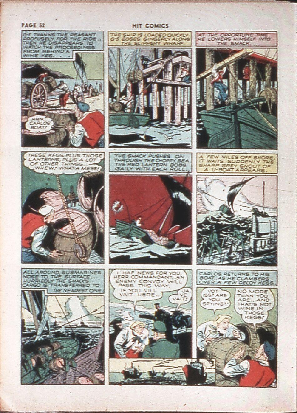 Read online Hit Comics comic -  Issue #10 - 54