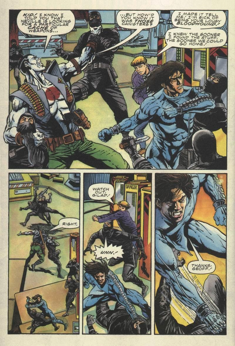 Read online Secret Weapons comic -  Issue #10 - 4